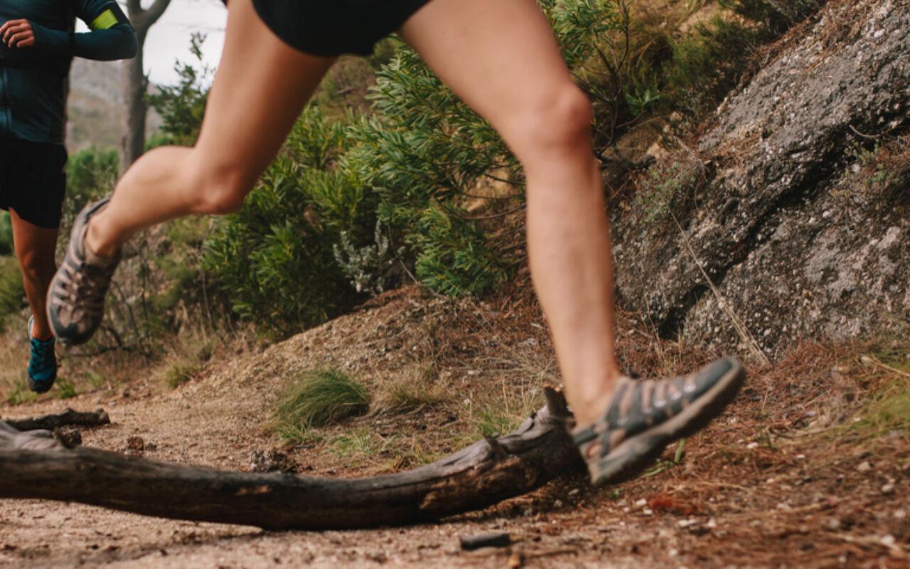 5x unieke trail runs