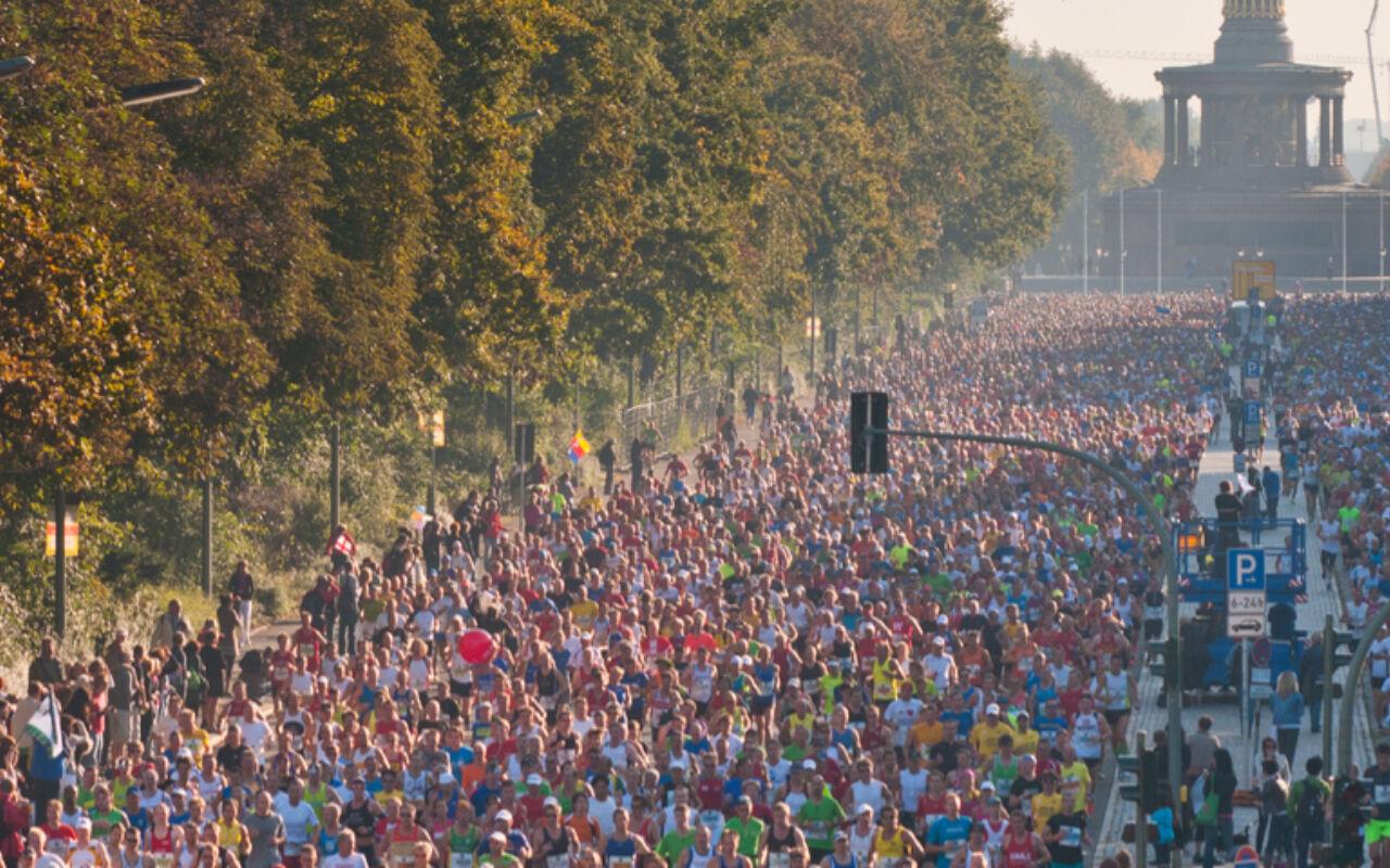 6x marathons in het buitenland