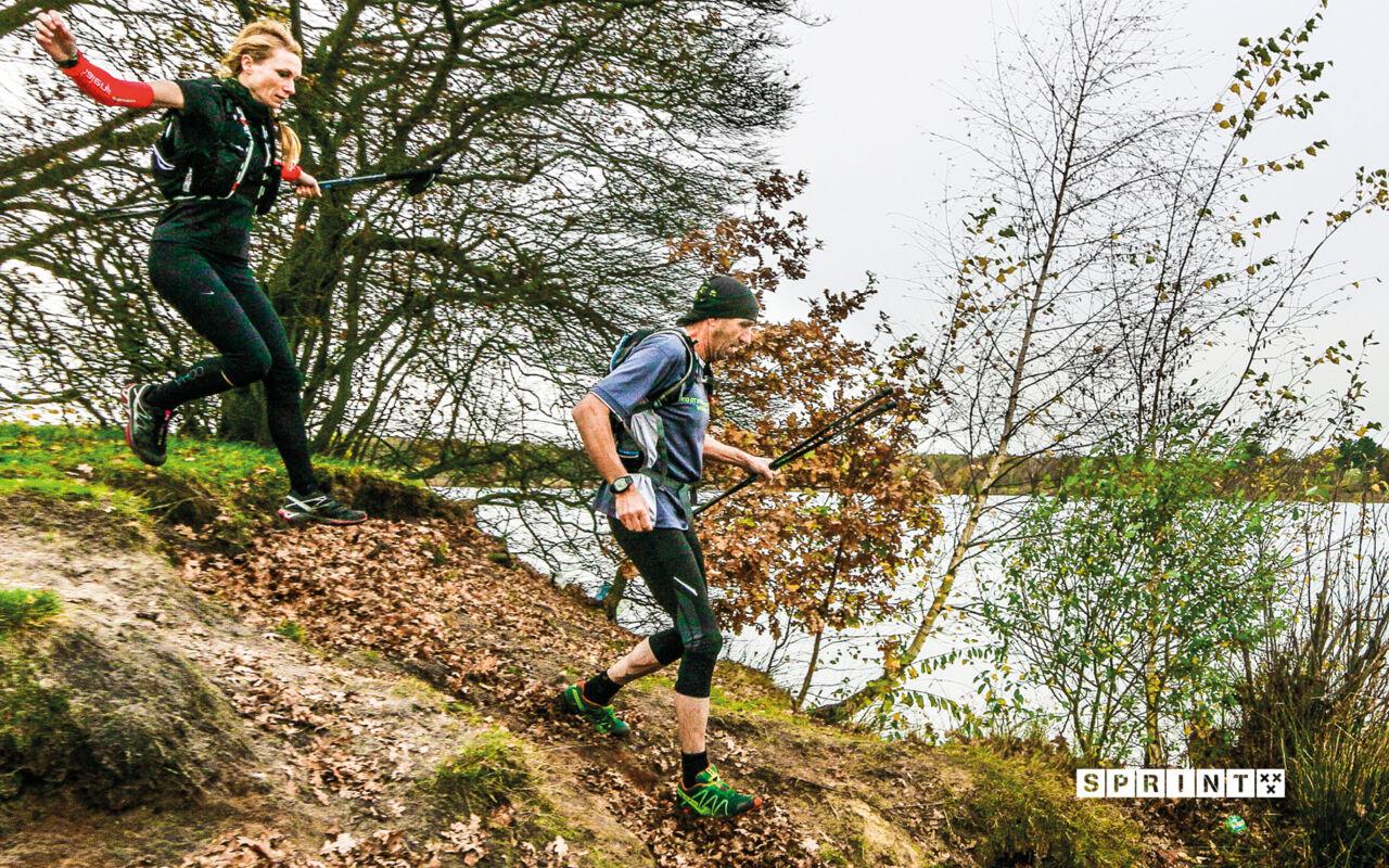 Beginnen met trailrunning: AV SPRINT organiseert trail@SPRINT