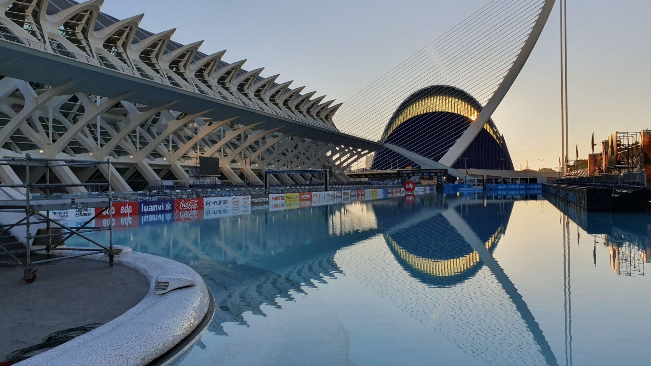 Marathon Valencia: de ervaringen van Frans van Trigt