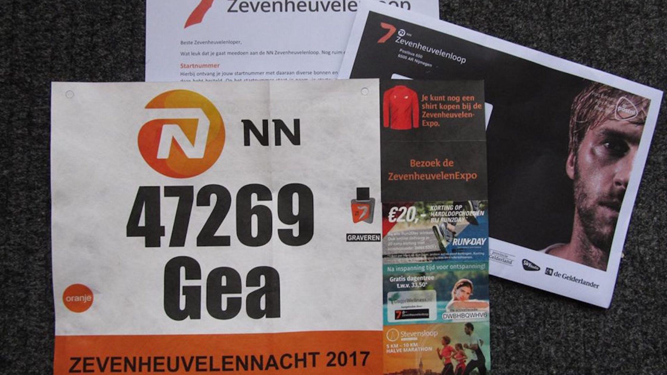 Lastminute-tips voor de NN Zevenheuvelenloop