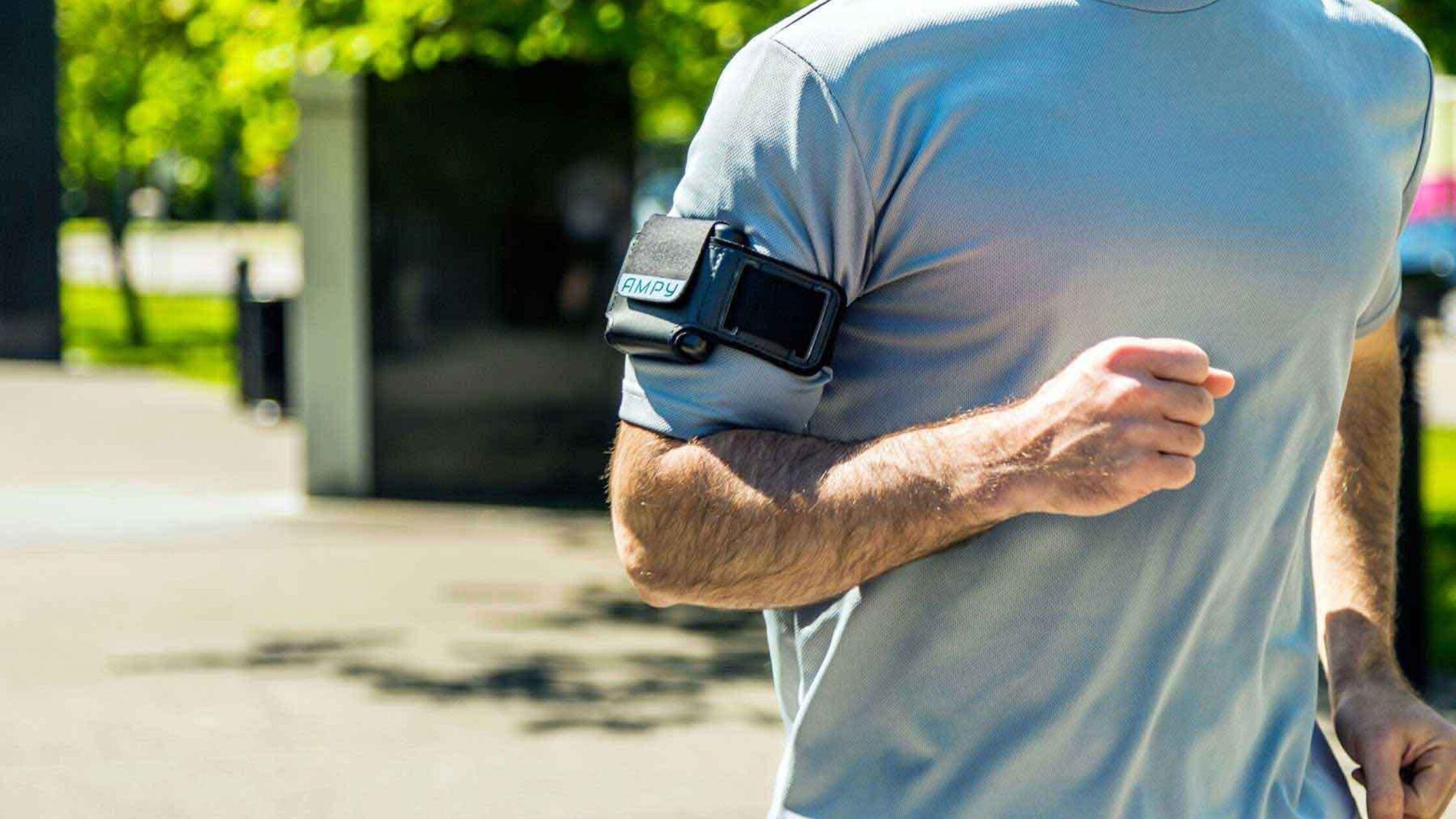 Laad je smartphone op tijdens het hardlopen