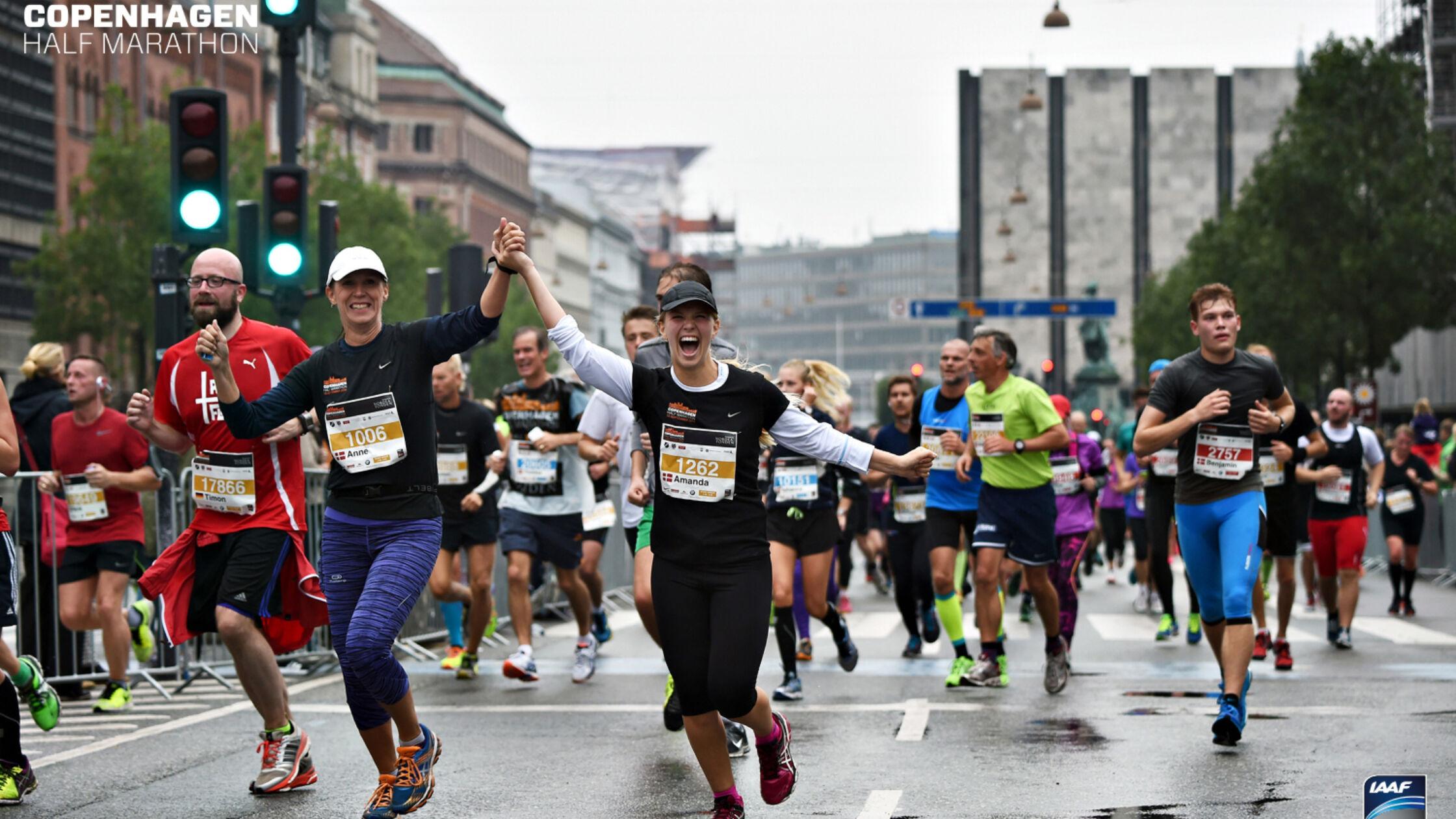 Copenhagen Halve Marathon: hardlopen in het buitenland