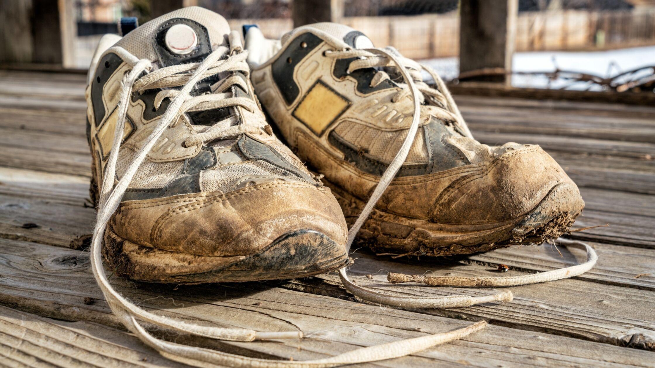 Hoe onderhoud je hardloopschoenen?