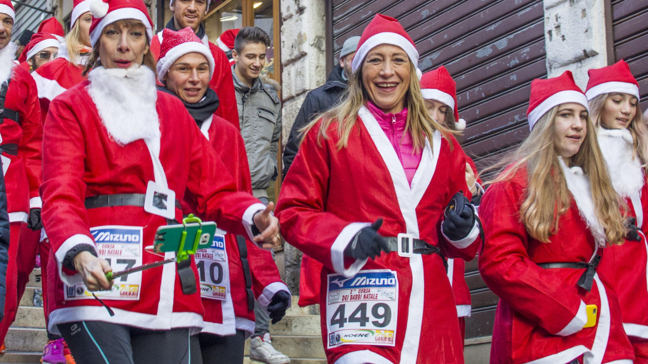 Santaruns en meer evenementen rond de kerstdagen