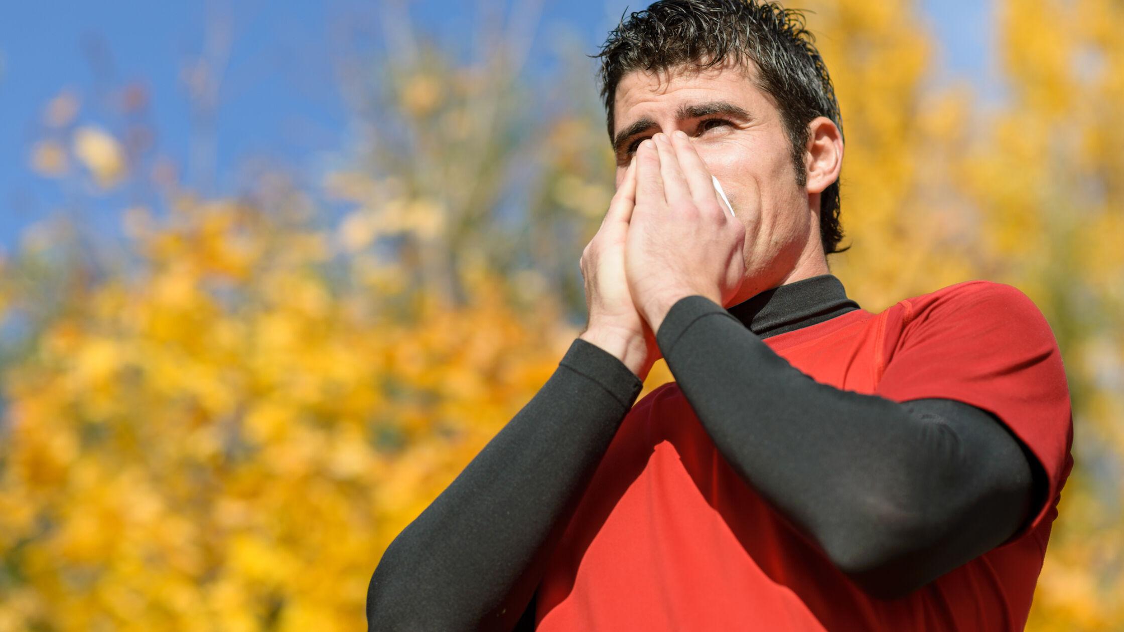 Wat doe je als je vlak voor een wedstrijd ziek wordt?