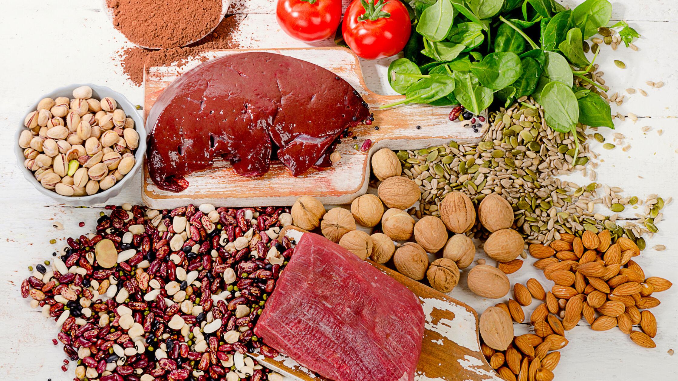 Voedingstip: ijzersterke voeding