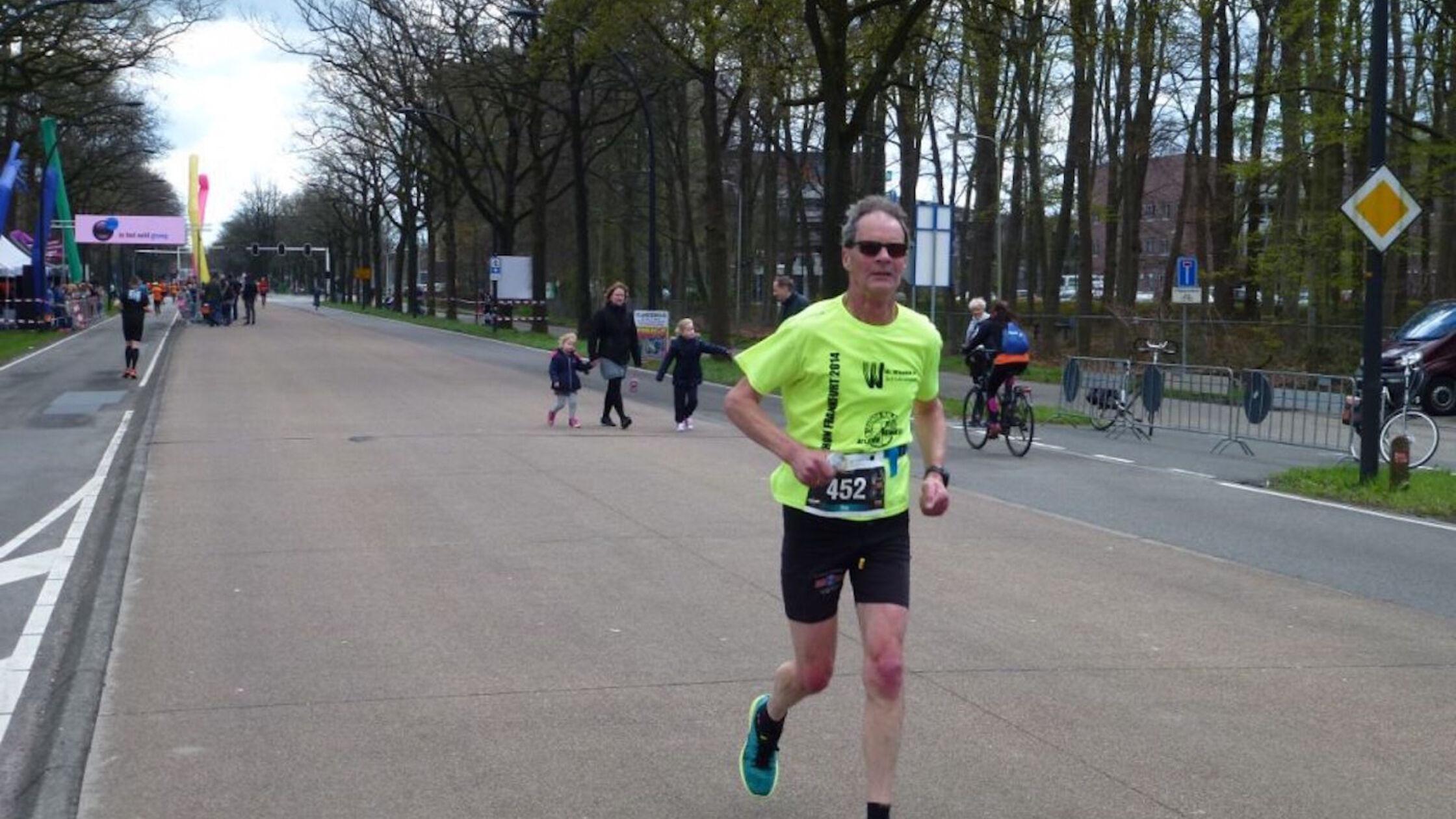 "Kilometervreter Ton ten Have: ""Ik start elke marathon om te finishen"""