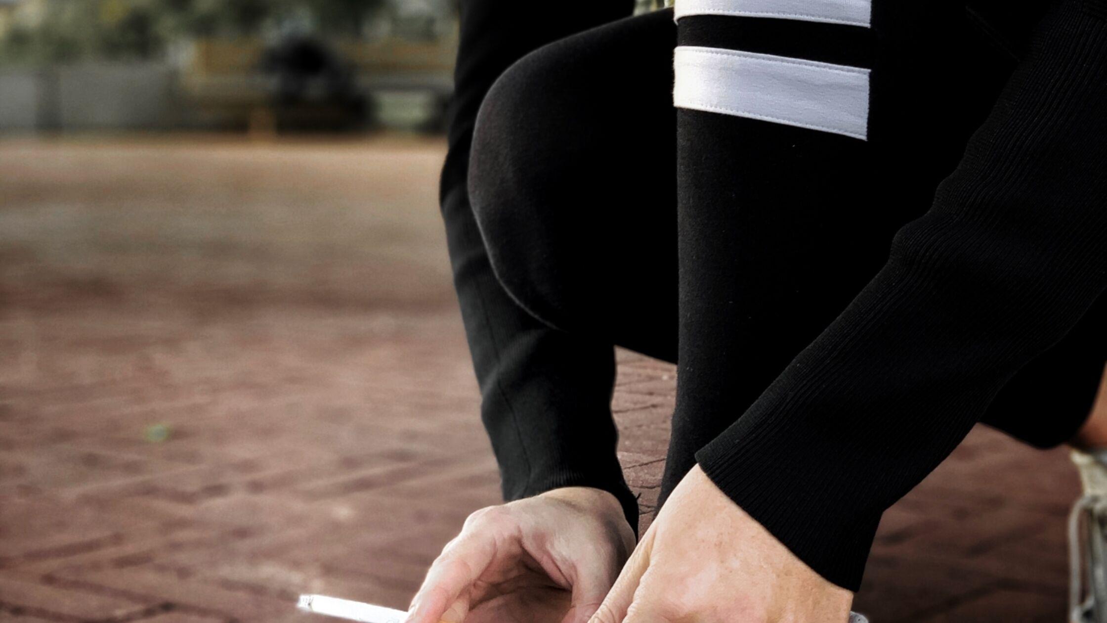 Fact Check #3: 'Roken is slecht voor je conditie.'