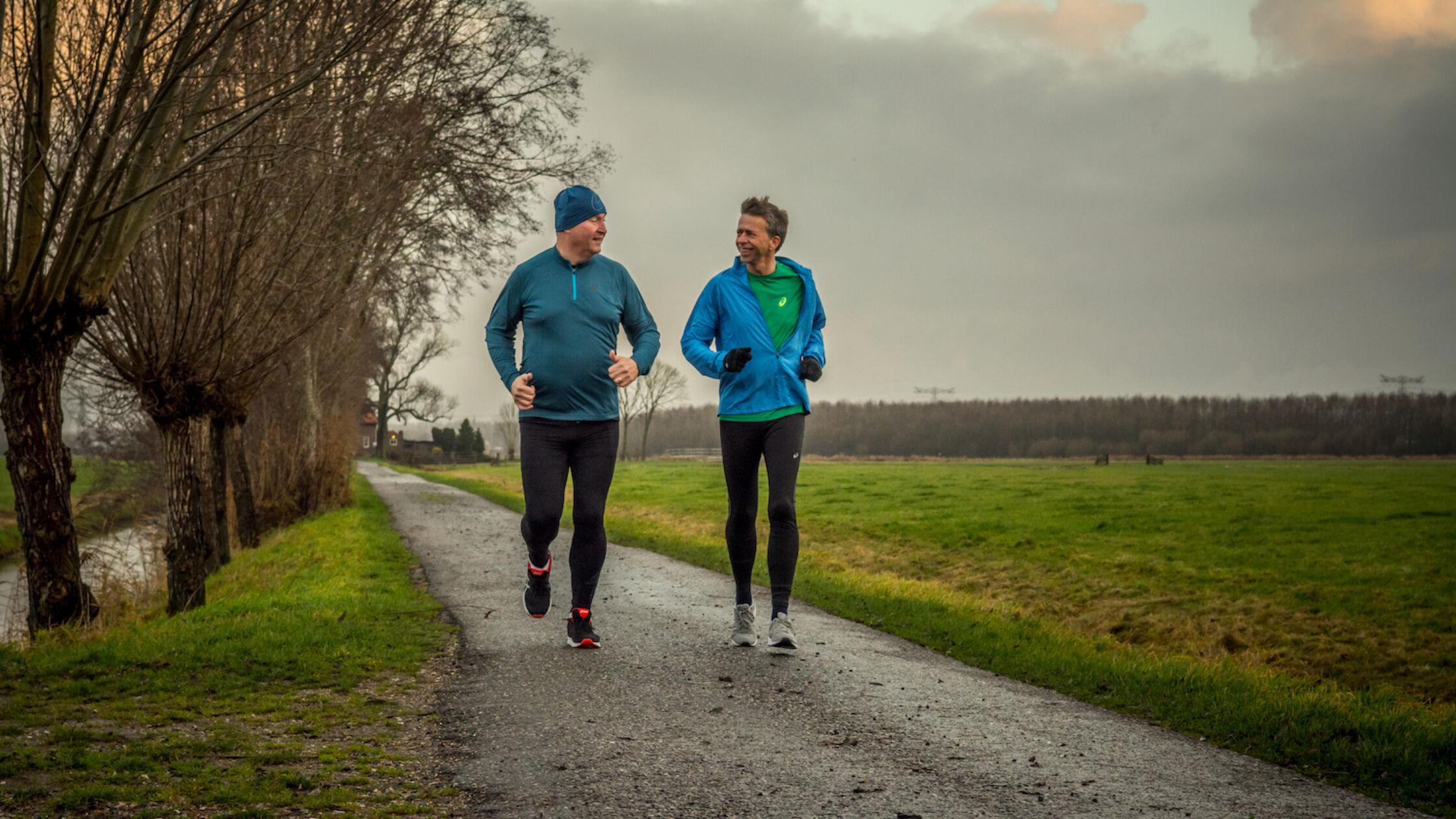 Blog Jack: Klaar voor de 10 kilometer!