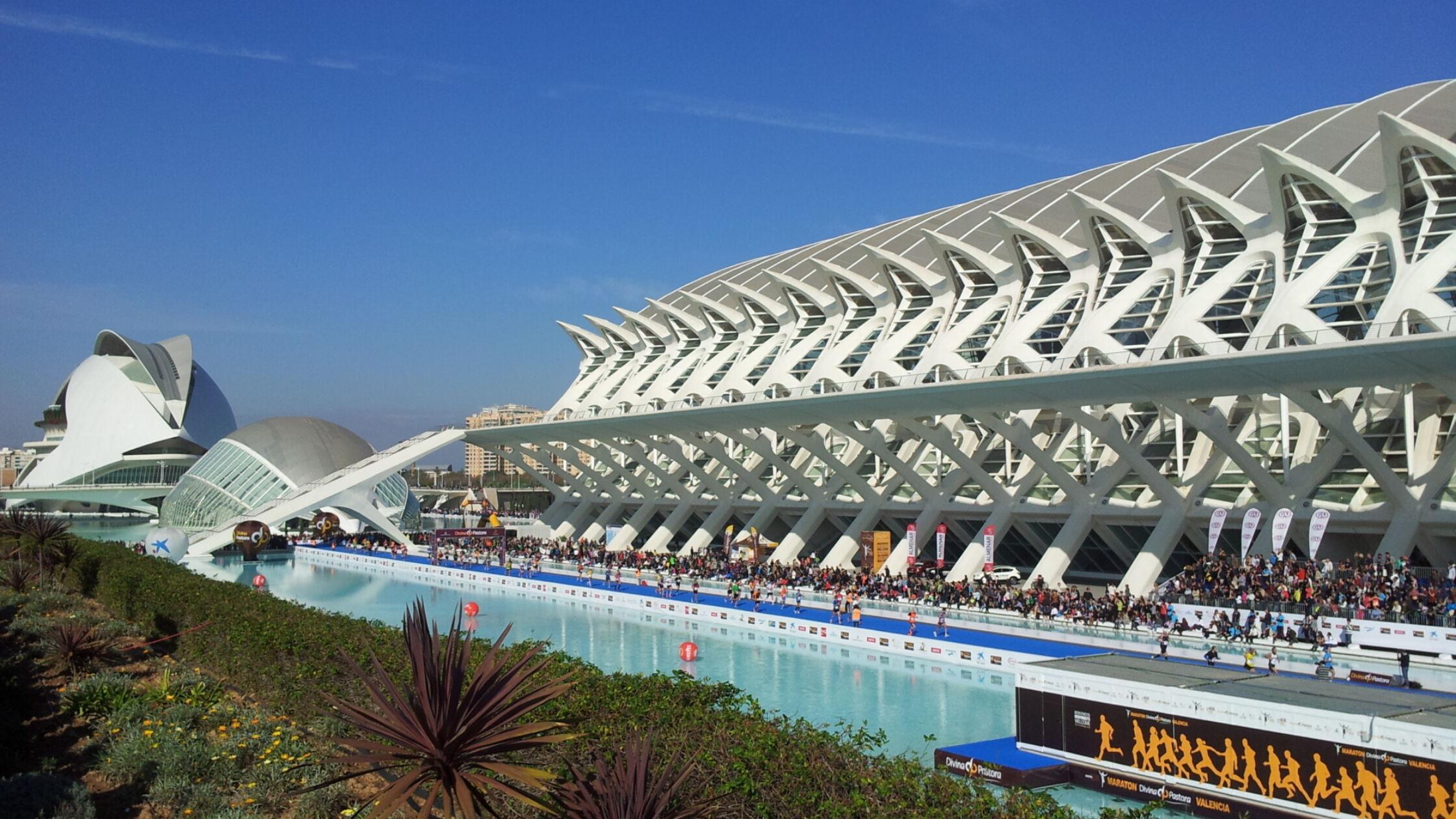 Brengt Global Running Day jou naar de Marathon in Valencia?
