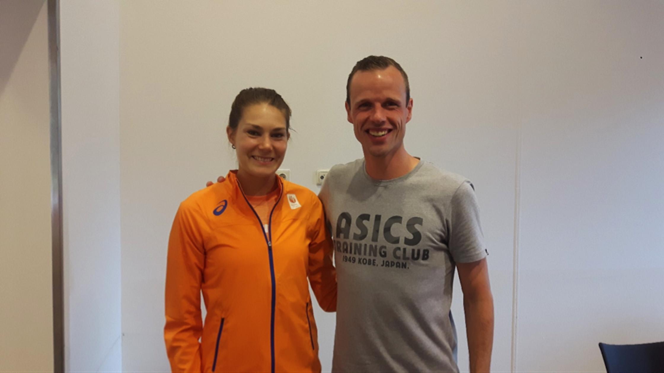 """Maureen Koster: """"Het gevoel van afzien in een zware training is heerlijk"""""""