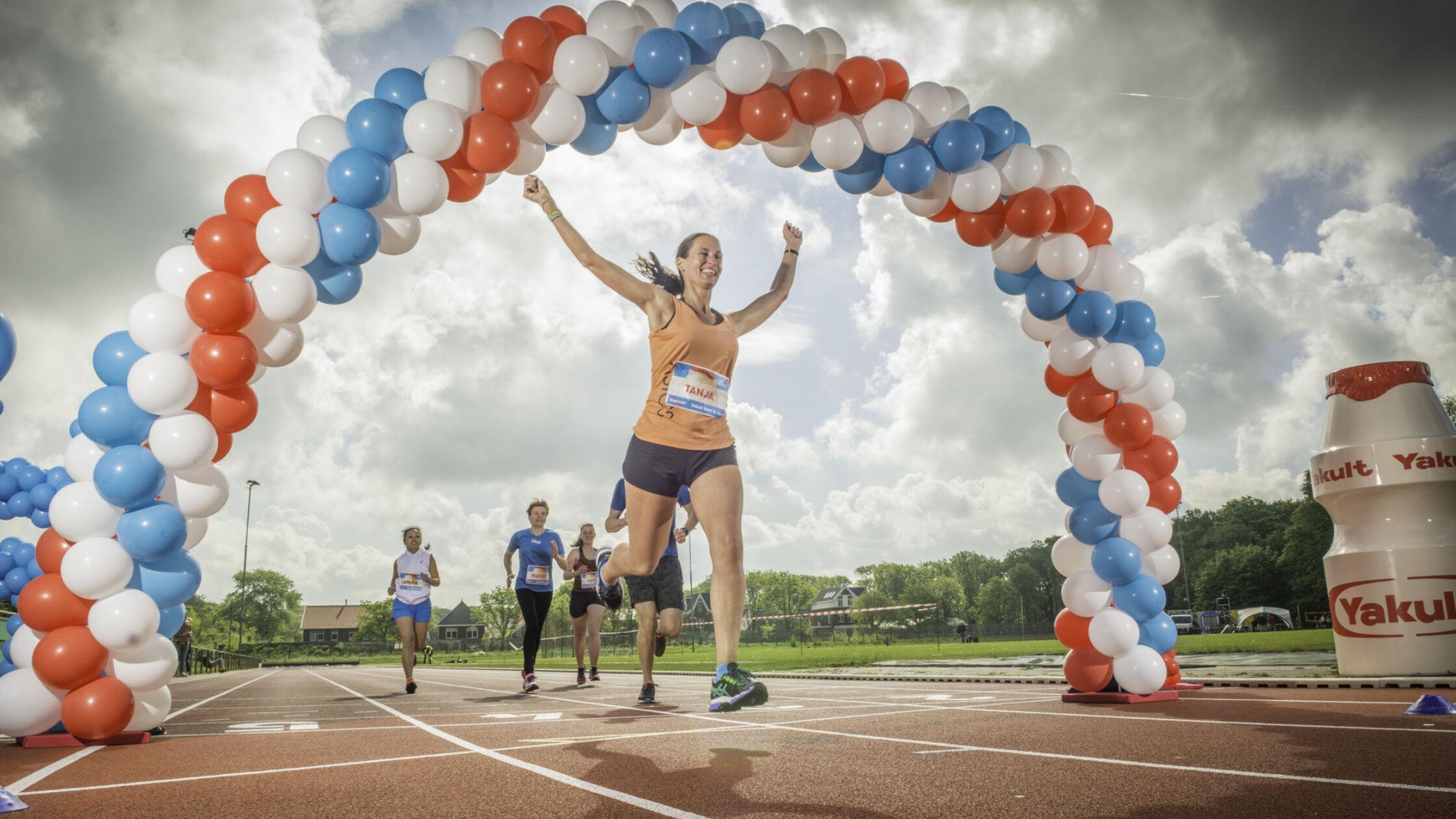 Yakult Start to Run Finishloop: 'Missie geslaagd!'