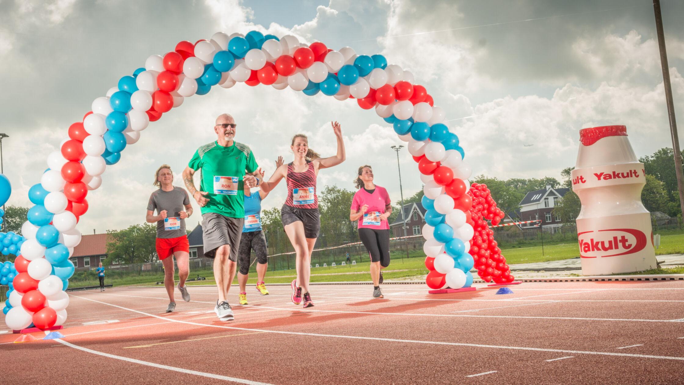 September is de maand om te beginnen met hardlopen!