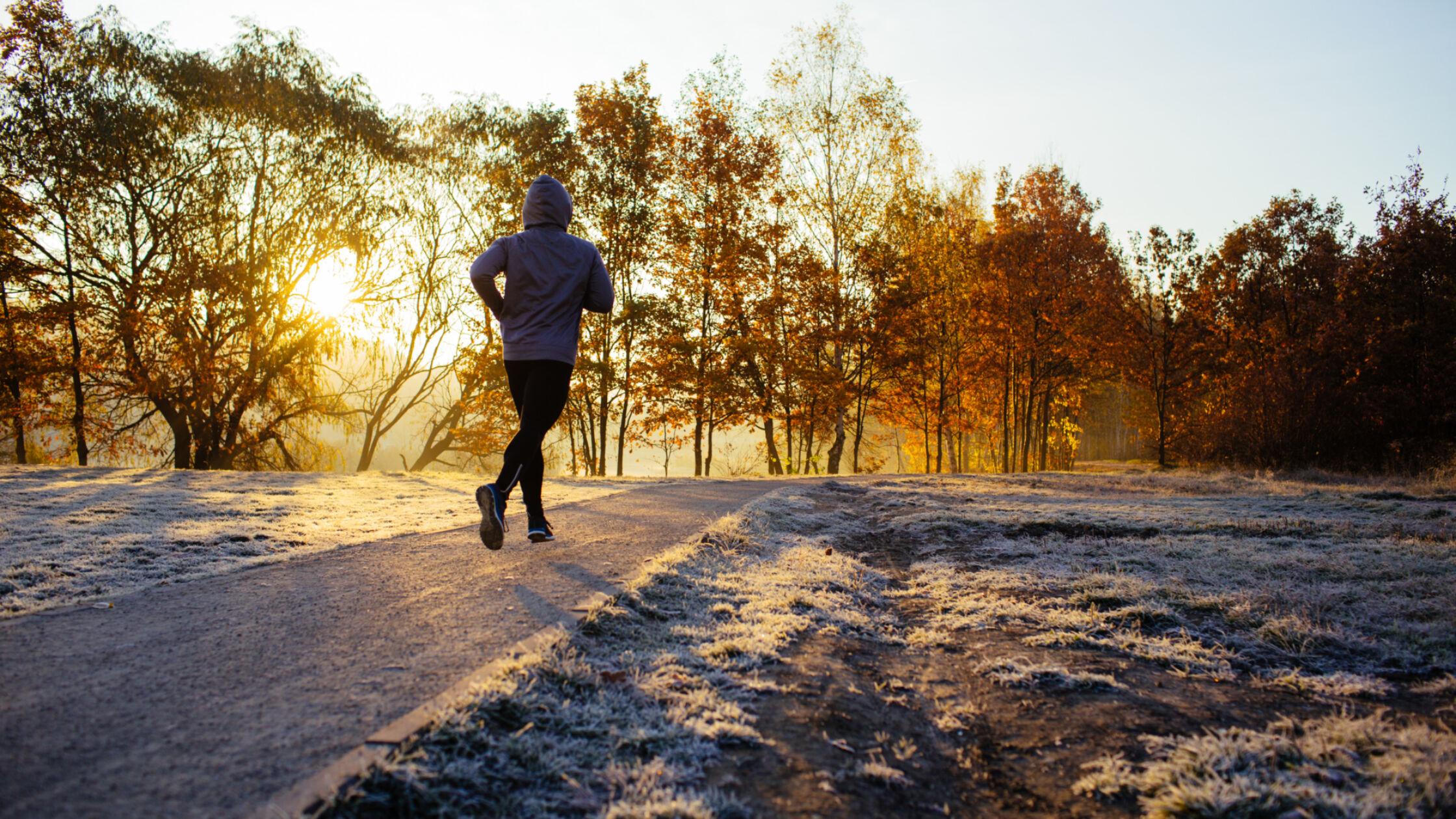 Lopen in kou: wapen je tegen de winter!