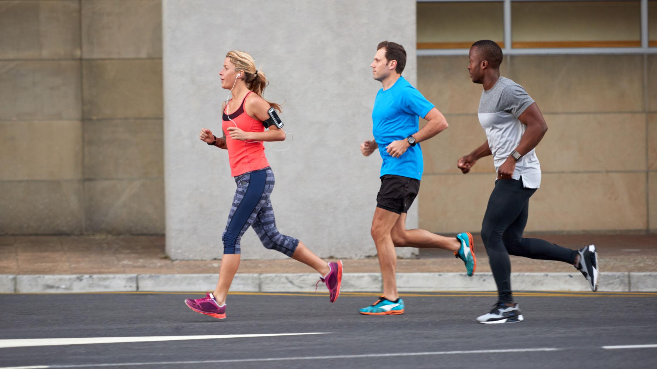 5 voordelen van samen hardlopen