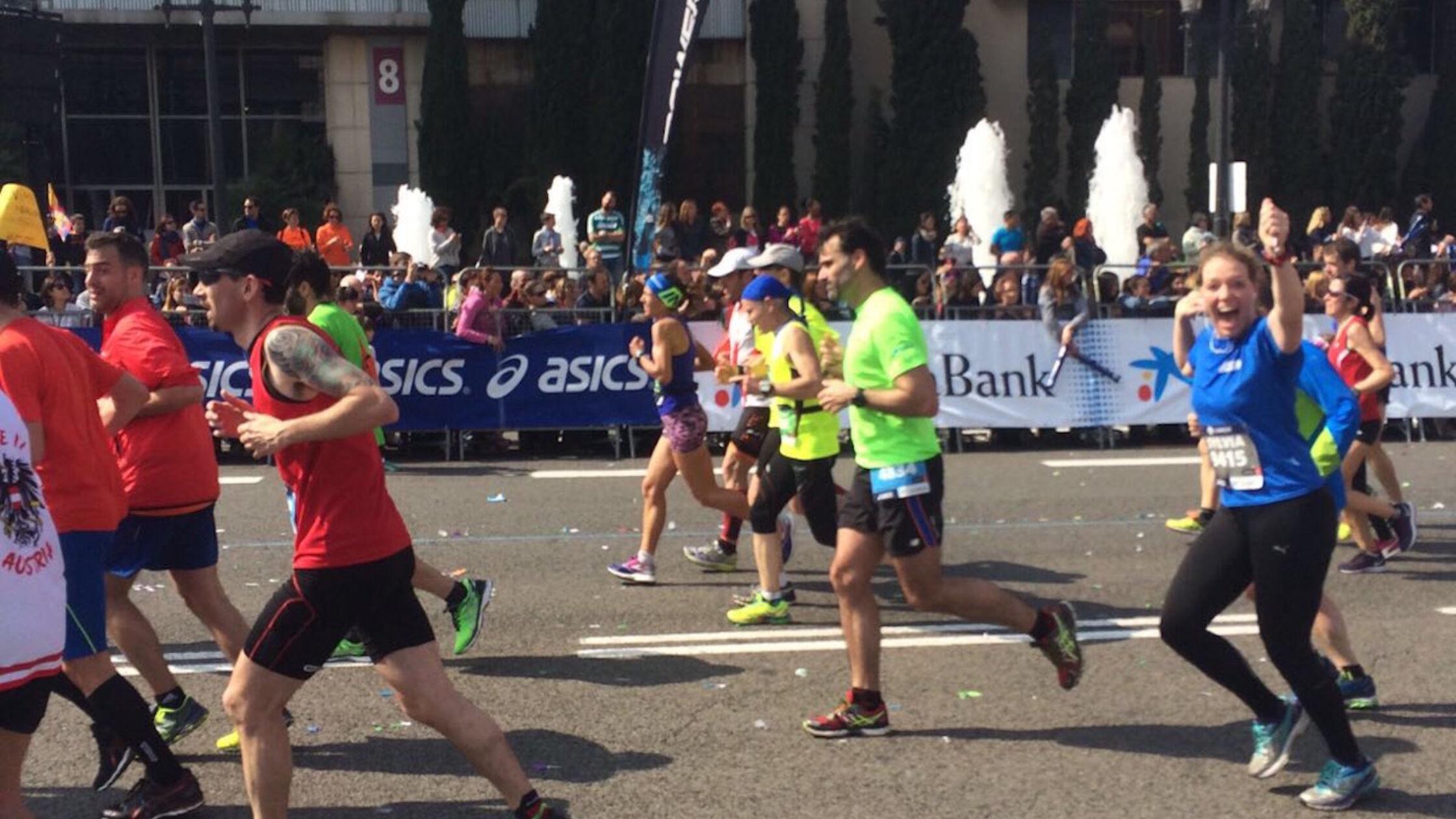 Hardlopen in het buitenland: marathon Barcelona
