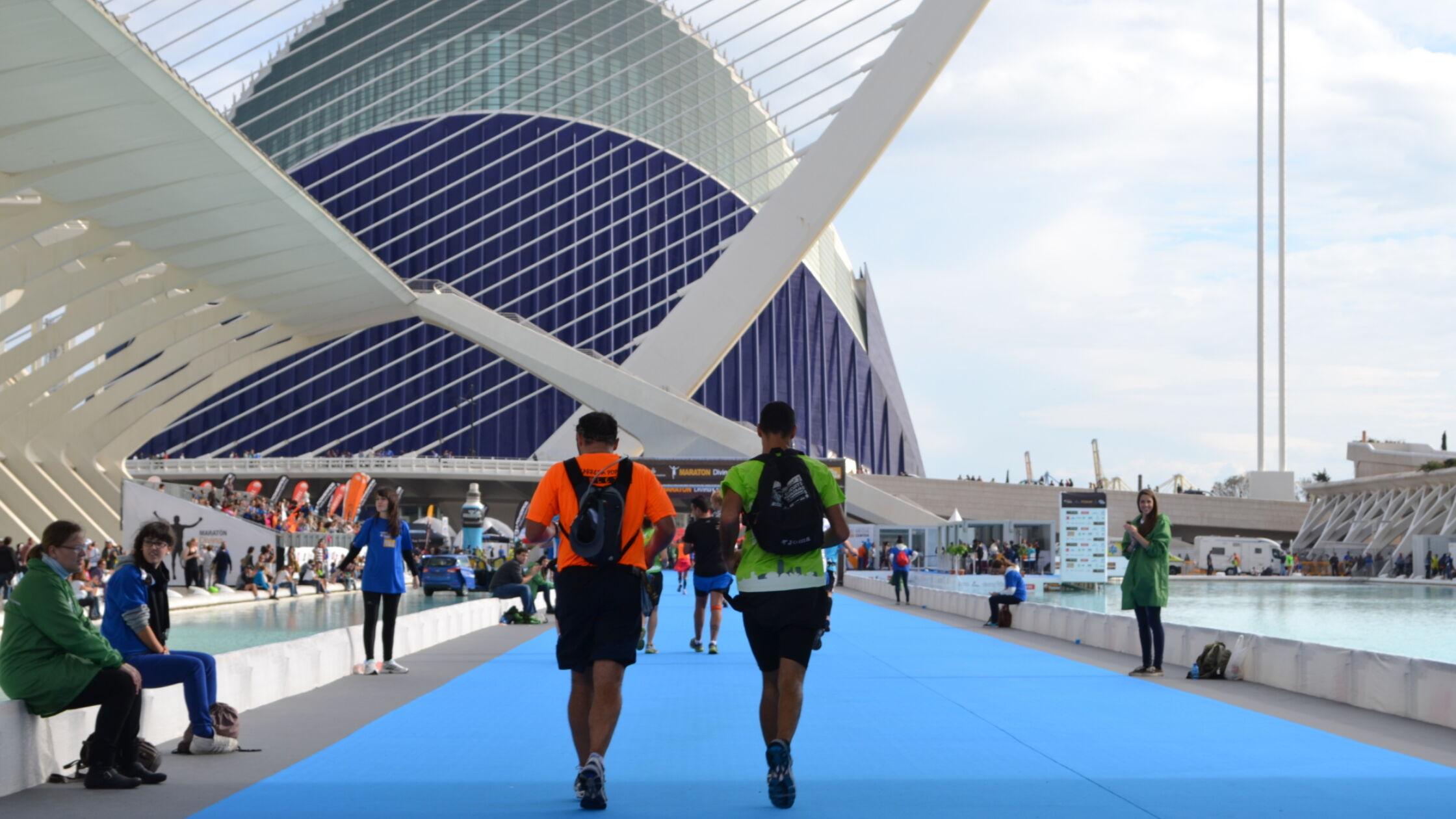 Hardlopen in het buitenland: de marathon van Valencia
