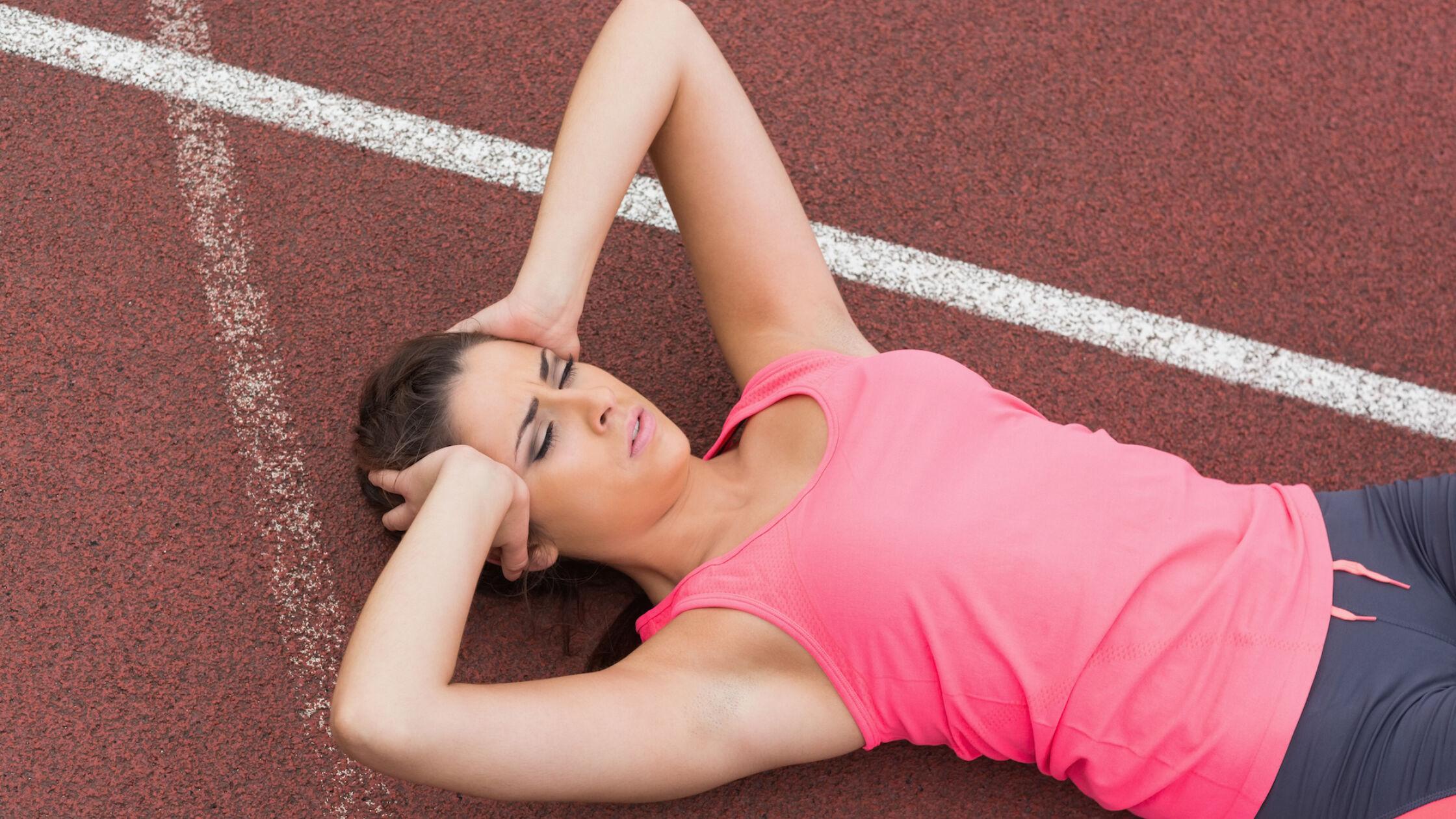 Expertvraag: wat doe je tegen hoofdpijn na een wedstrijd?
