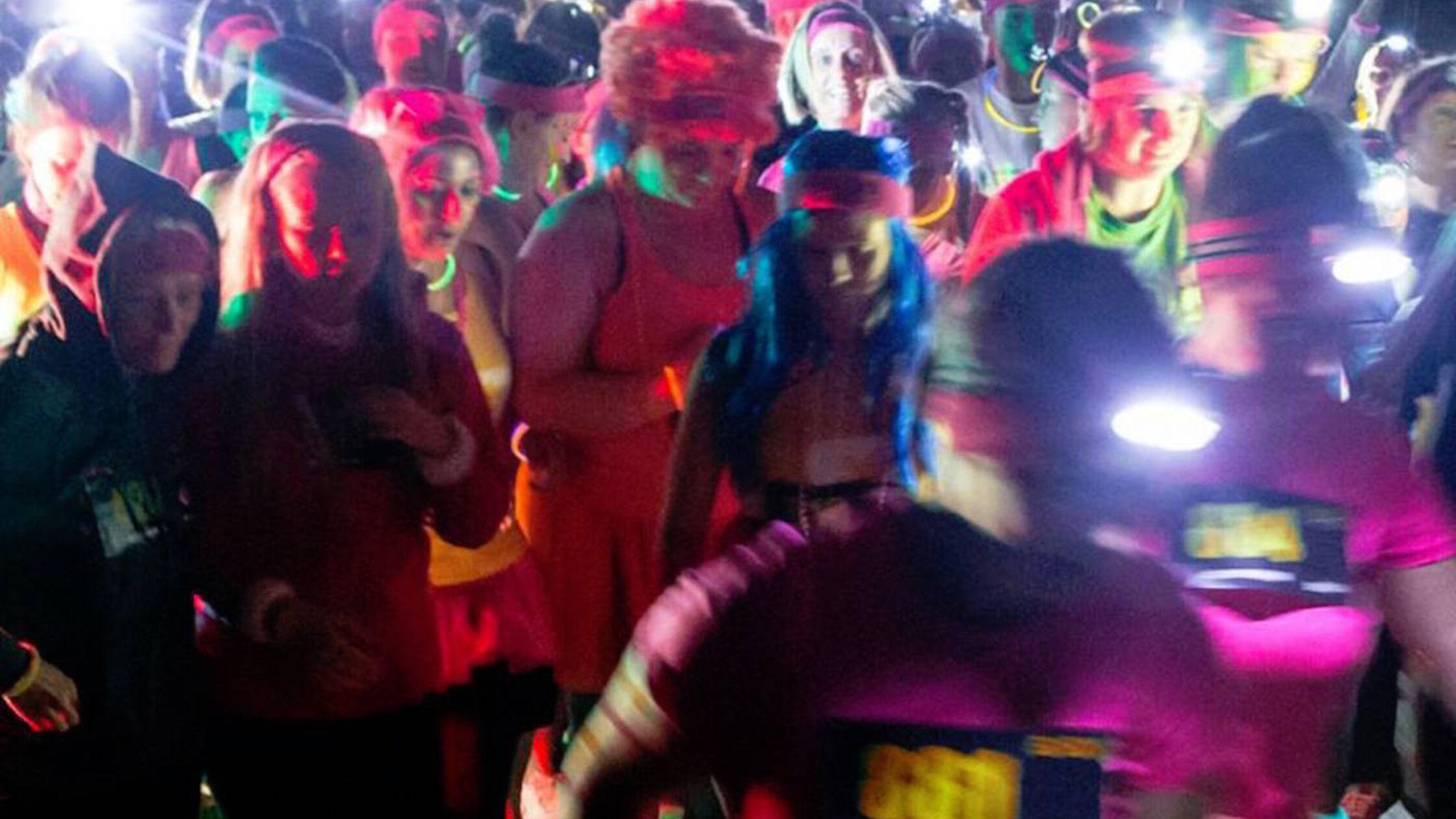 Doe mee aan de eerste Papendal Night Run