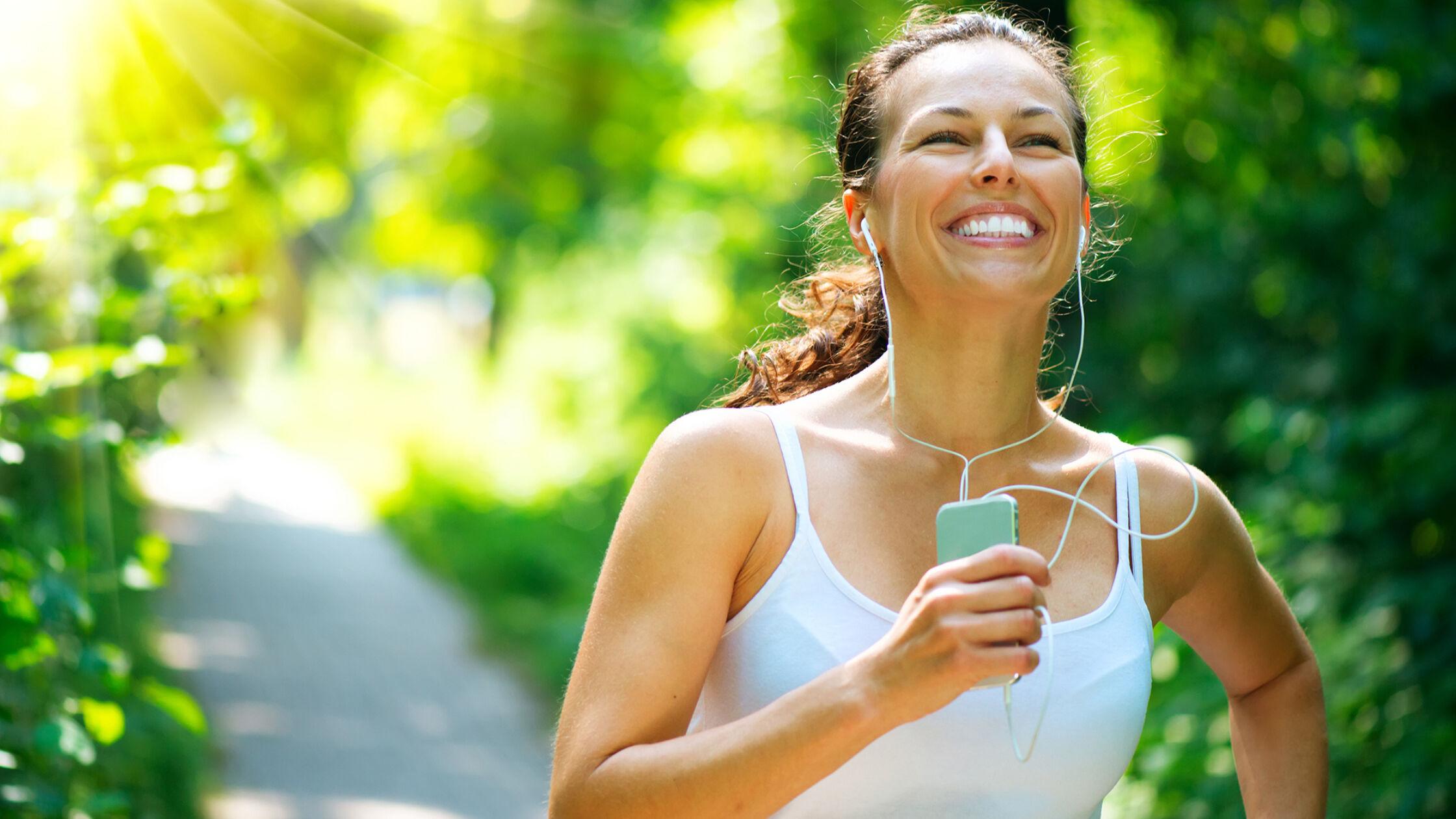 Hardlopen om je fysiek en mentaal beter te voelen