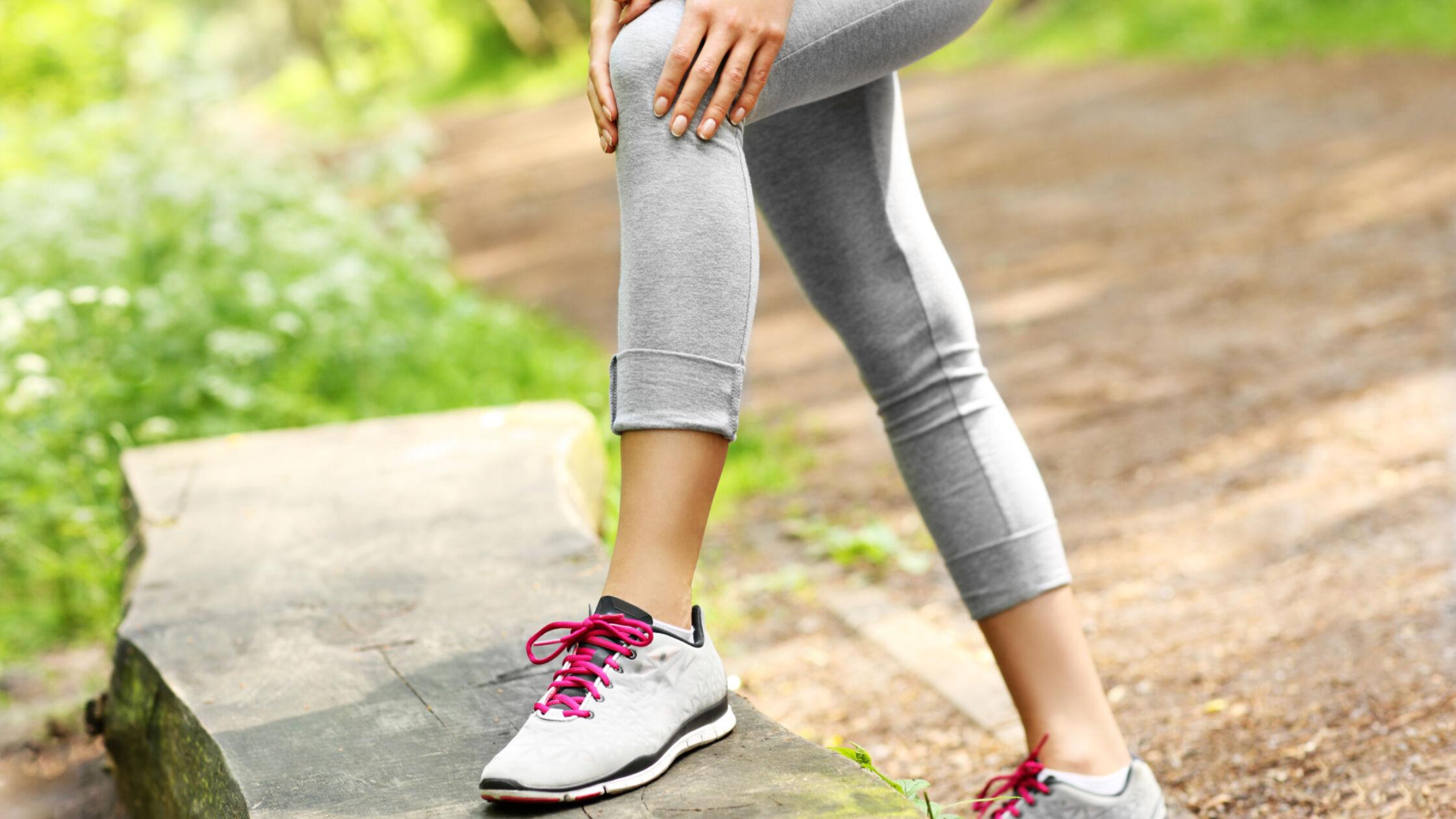 Voorkom een lopersknie: oefeningen