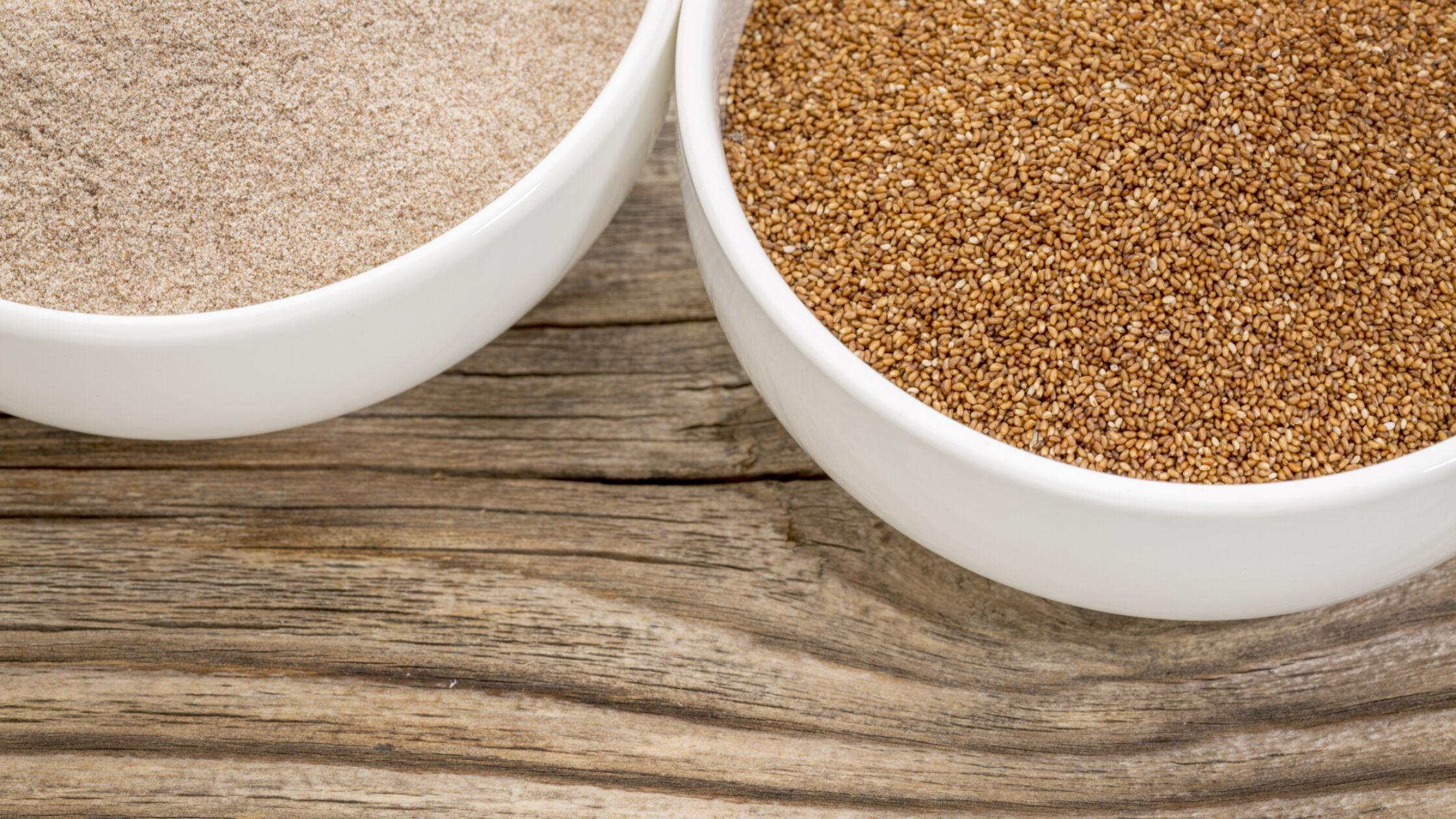 Voedingstip: Meer en langer energie met Teff op tafel