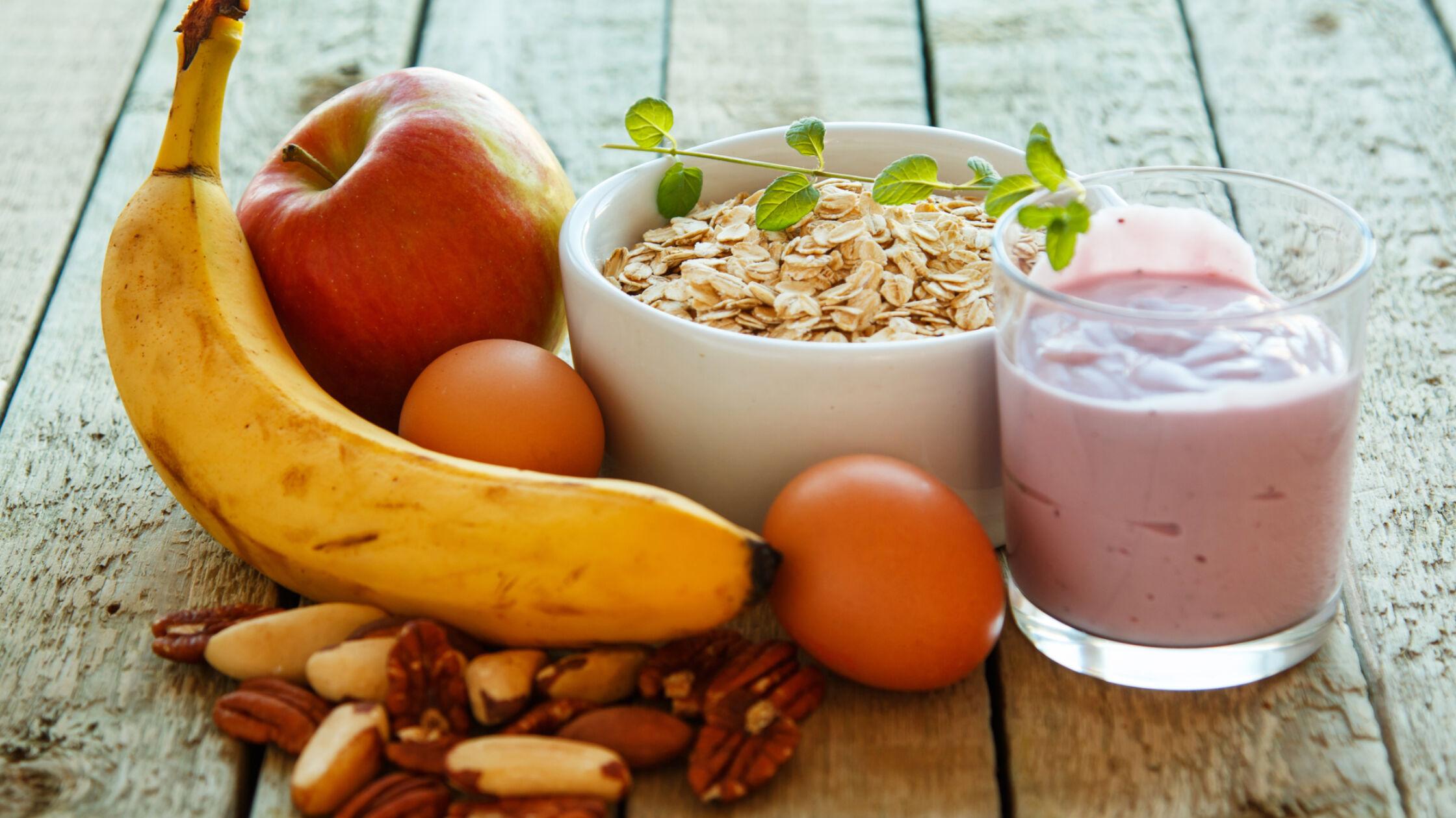 Voedingstip: Nuchter trainen?