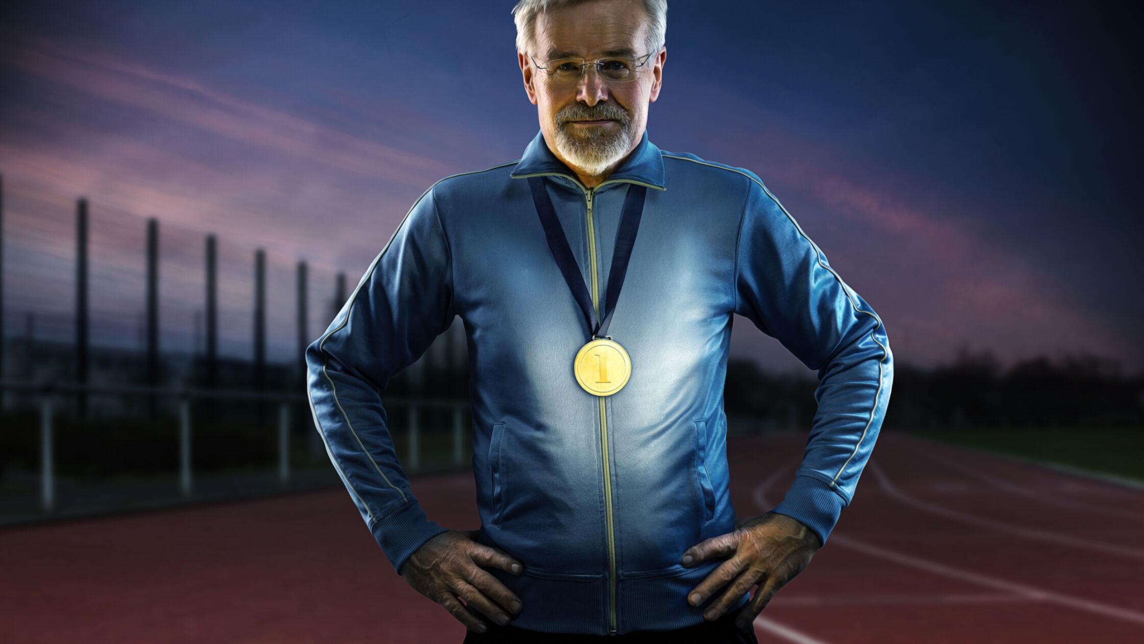 Waarom ouderen moeten (blijven) hardlopen