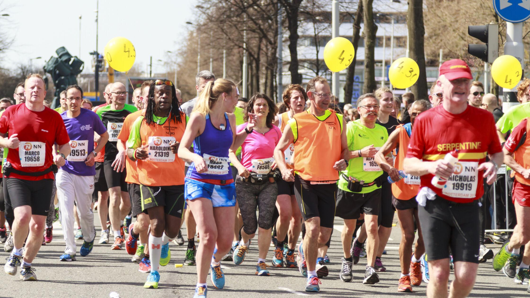 Zes lastminute tips voor de marathon