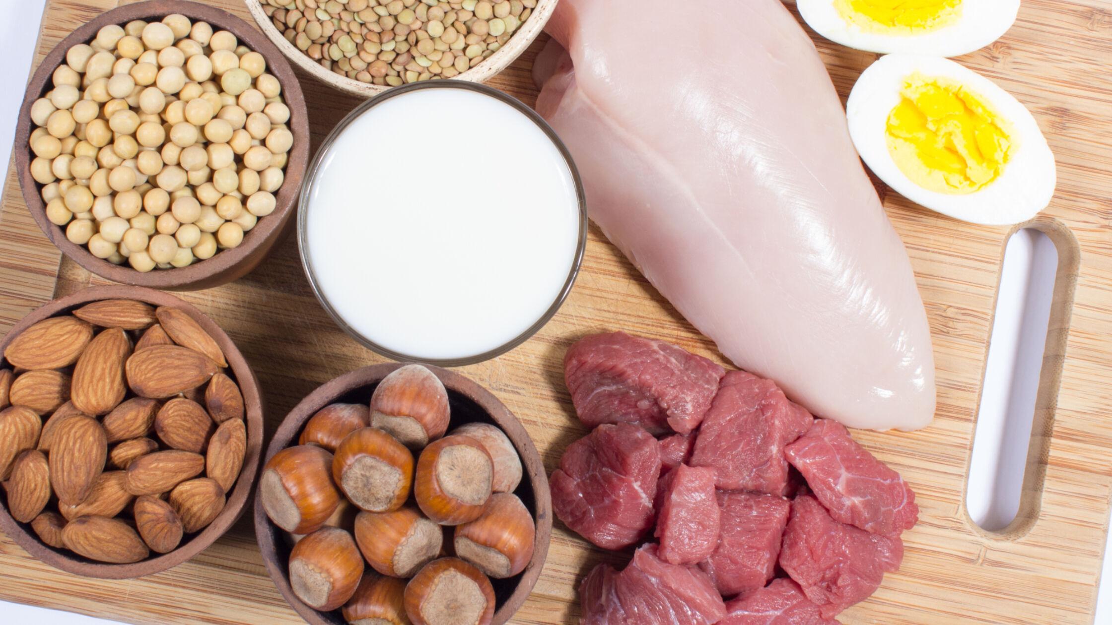 Voedingstip: meer proteïnen nodig dan je denkt?