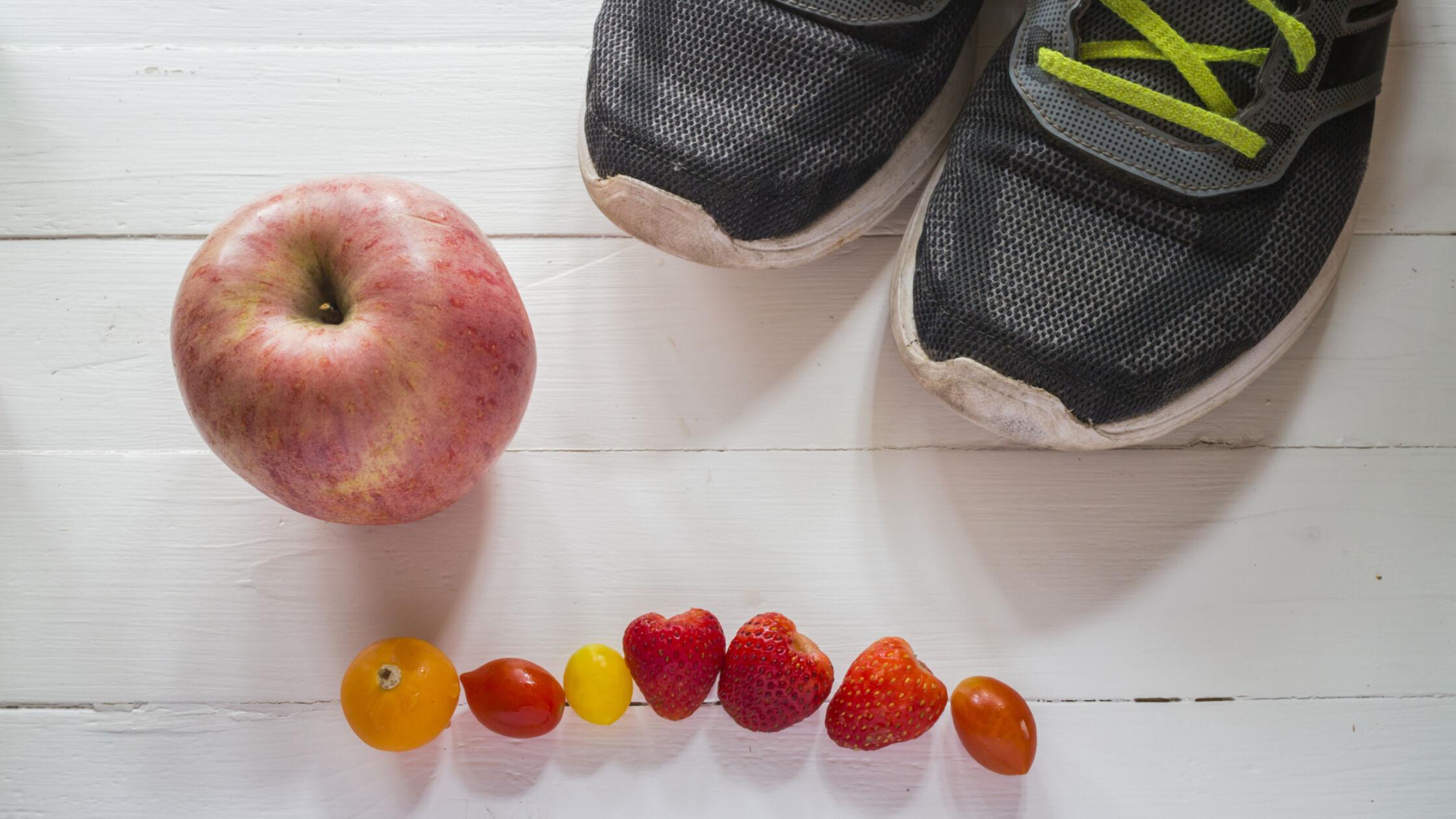 Voedingstip: blijf fit met vitamines