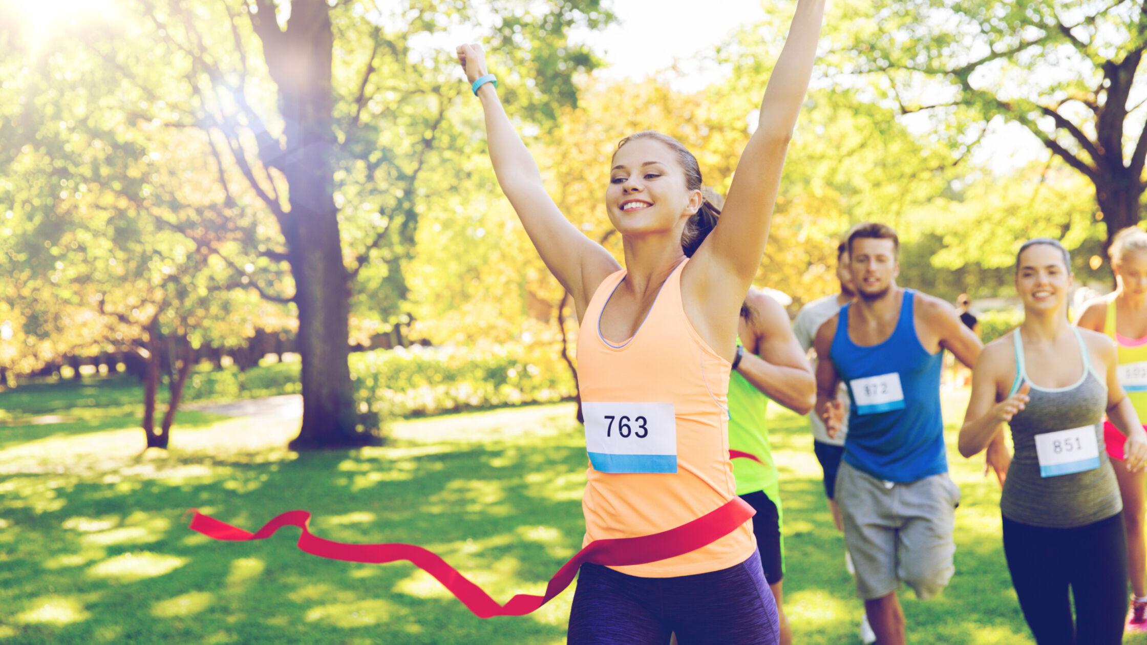 10 redenen voor het lopen van een 3 km