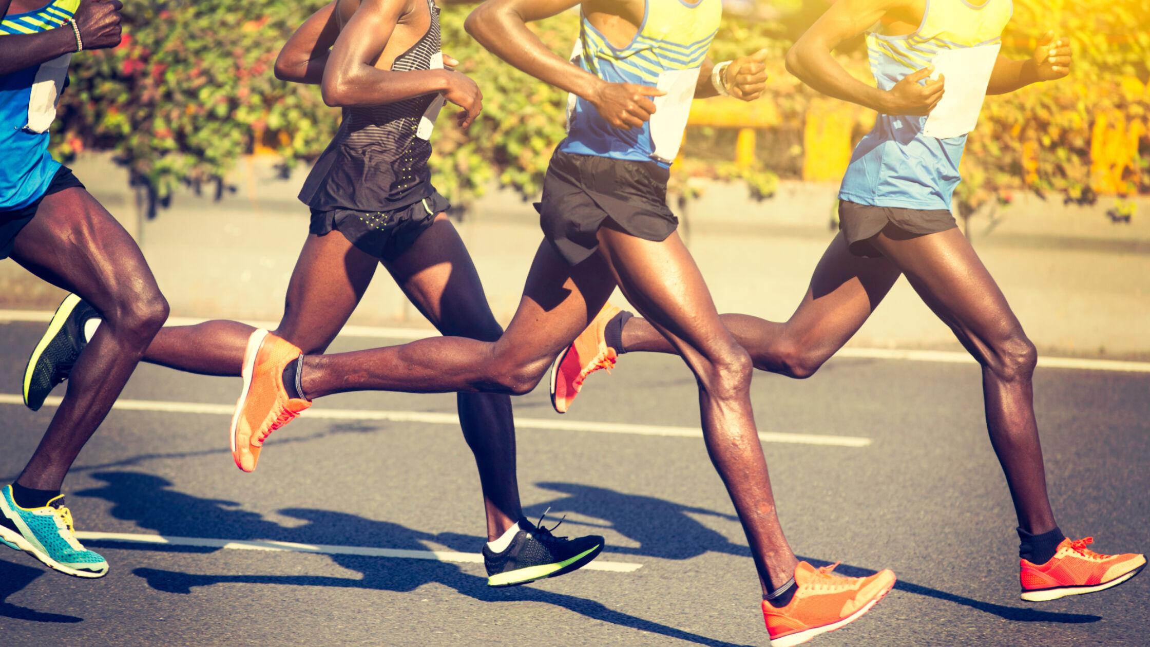 Een marathon onder de 2 uur? Het kan (in theorie)