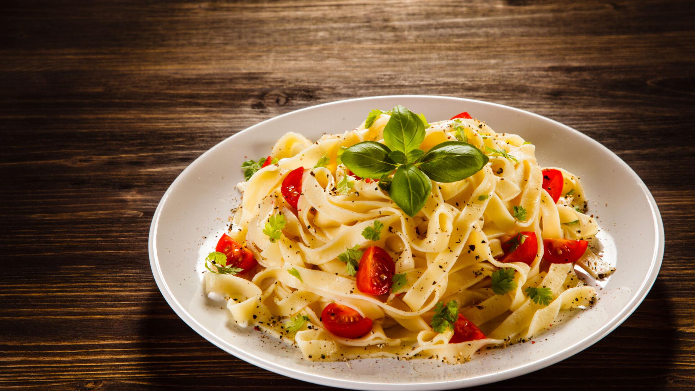 Haal meer power uit pasta!