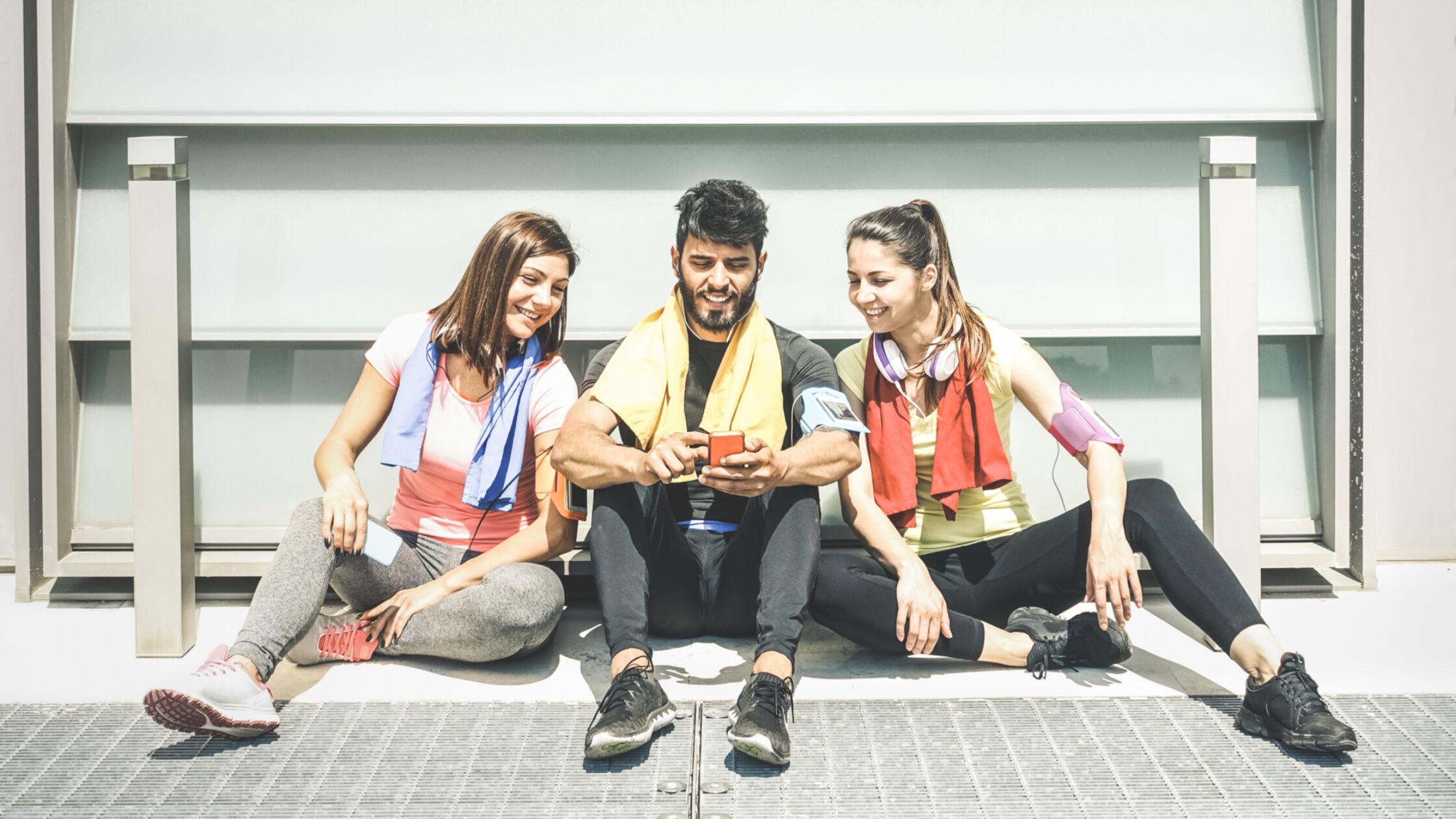 Social media als motivatie voor hardlopers?