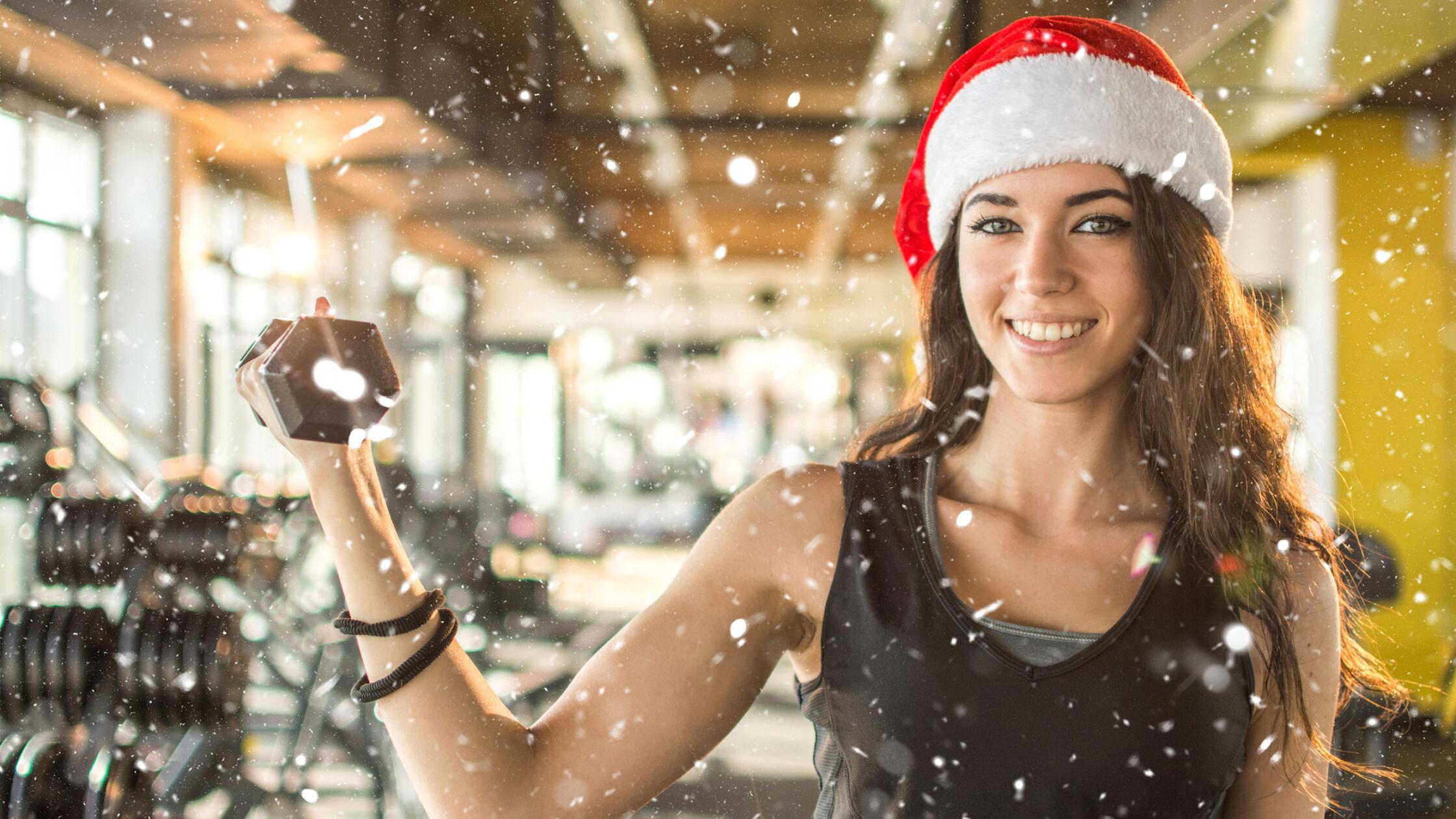 Zo kom je de feestdagen slim en fit door