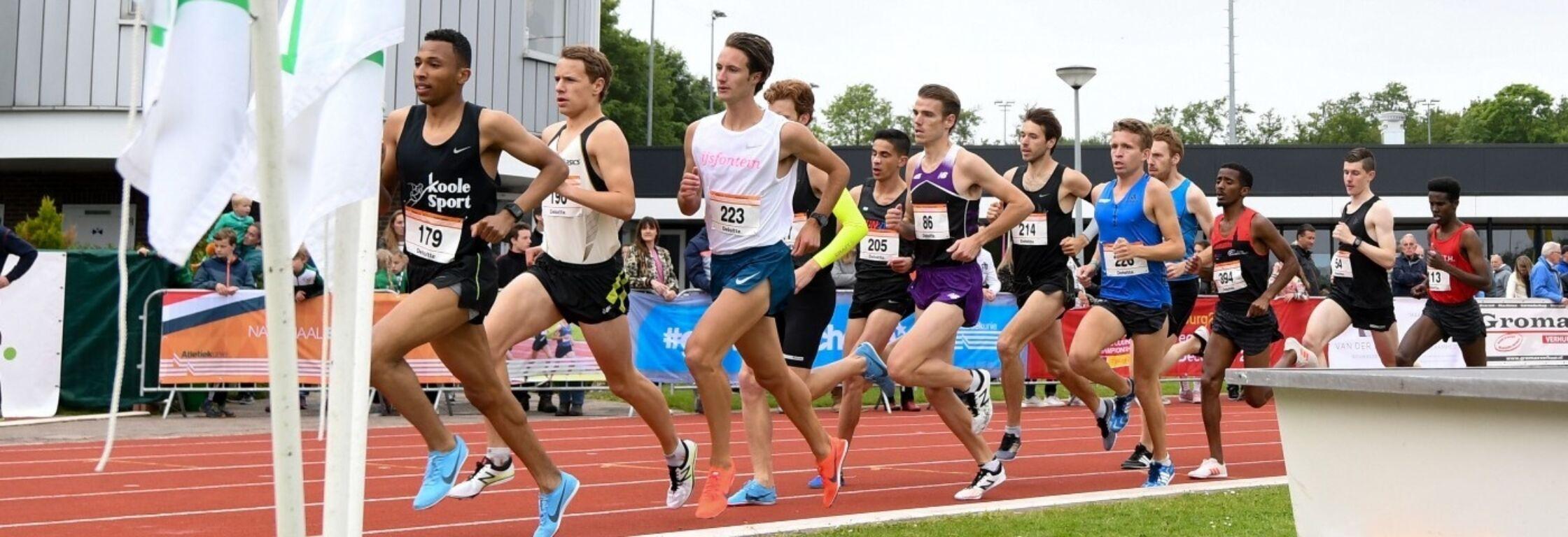 Arjan van AV de Spartaan: 'Ik wil werken aan mijn techniek en snelheid'