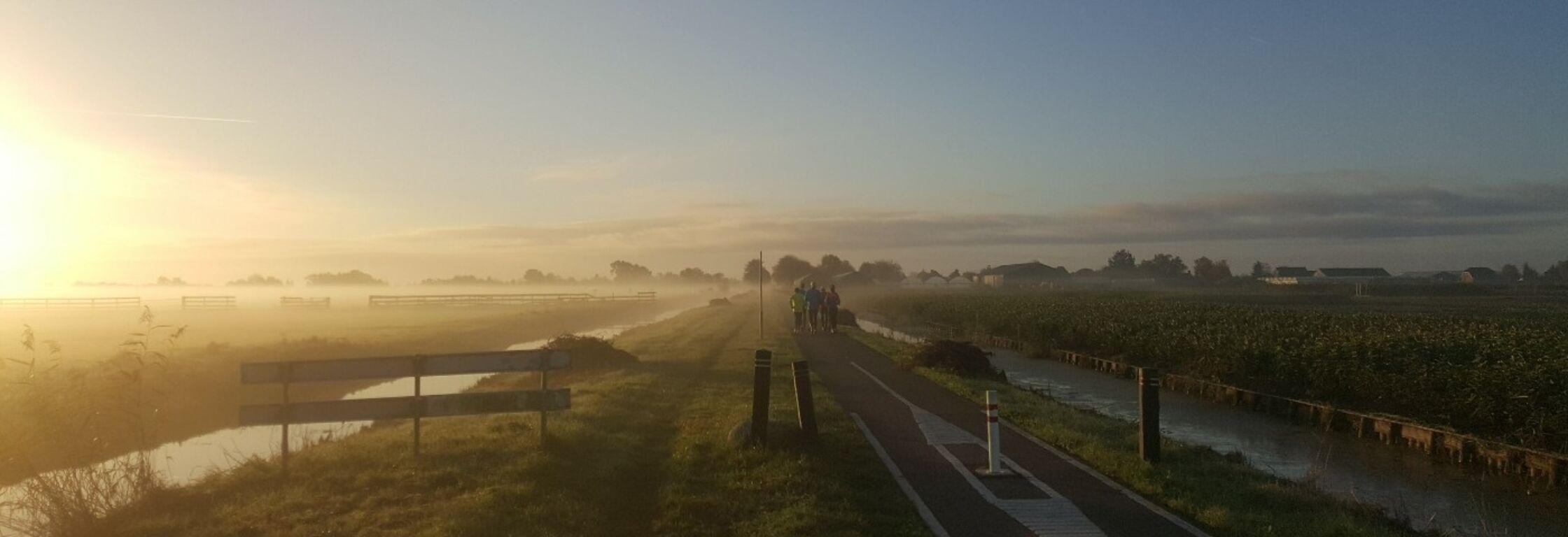 Hardlooproutes in… Alphen aan den Rijn