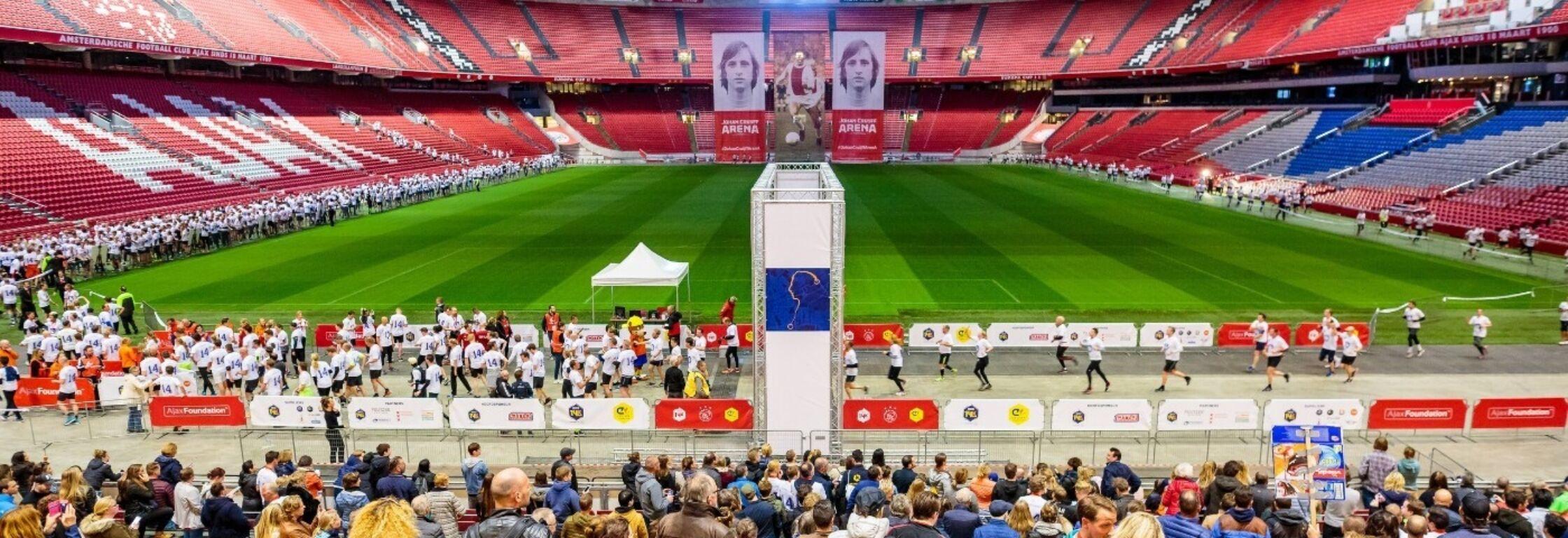 14K Run: eerbetoon aan de legendarische Johan Cruijff