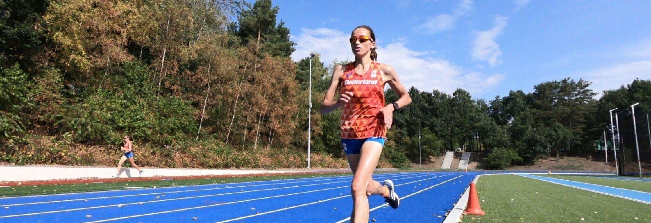 De laatste week van de marathon: wat eet Andrea Deelstra?