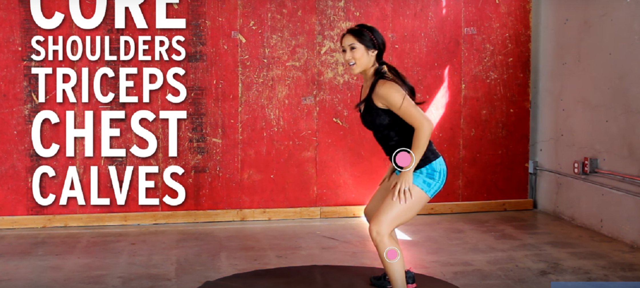 Burpees: train meerdere spiergroepen met één oefening