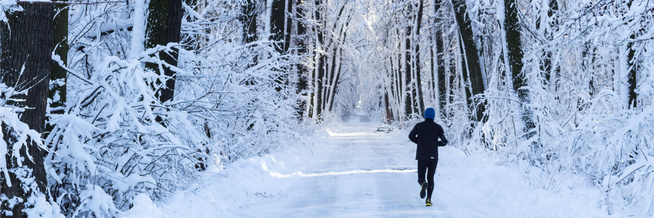 Winterseizoen: hardlopen in de kou
