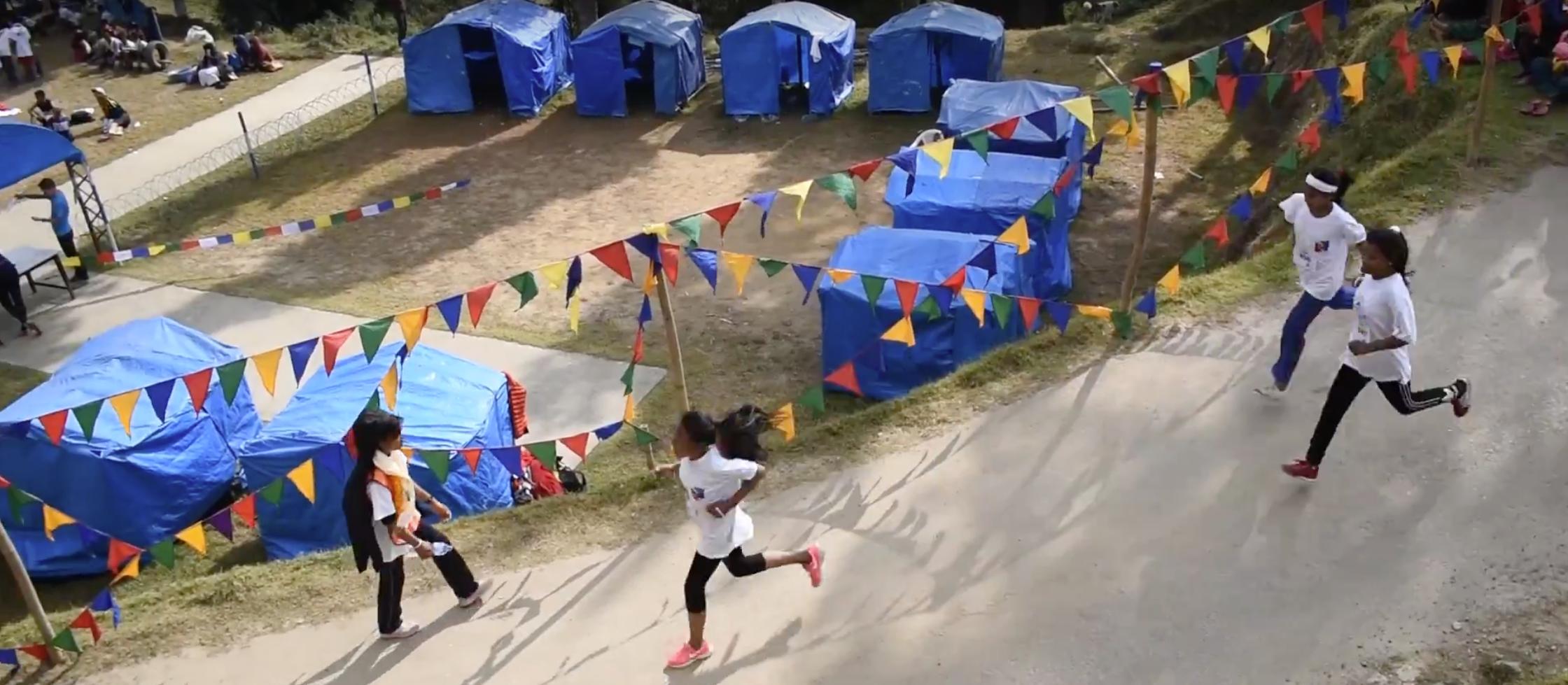 Loop mee met de Nepal Marathon en steun schoolprojecten