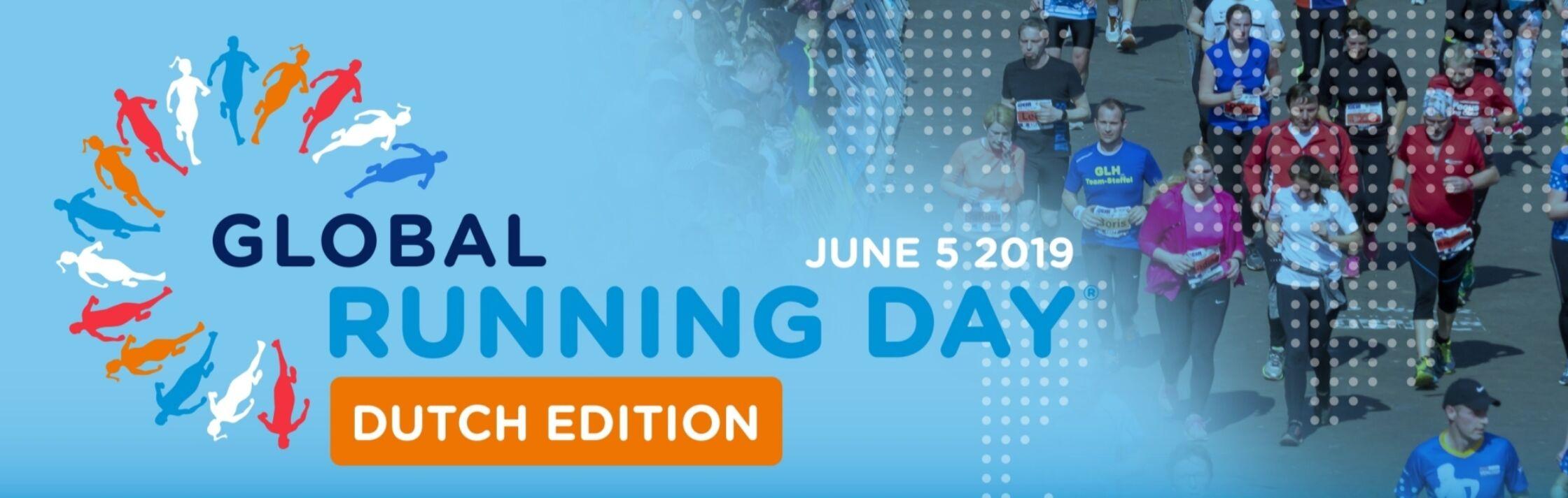 Eerste Dutch Global Running Day groot succes