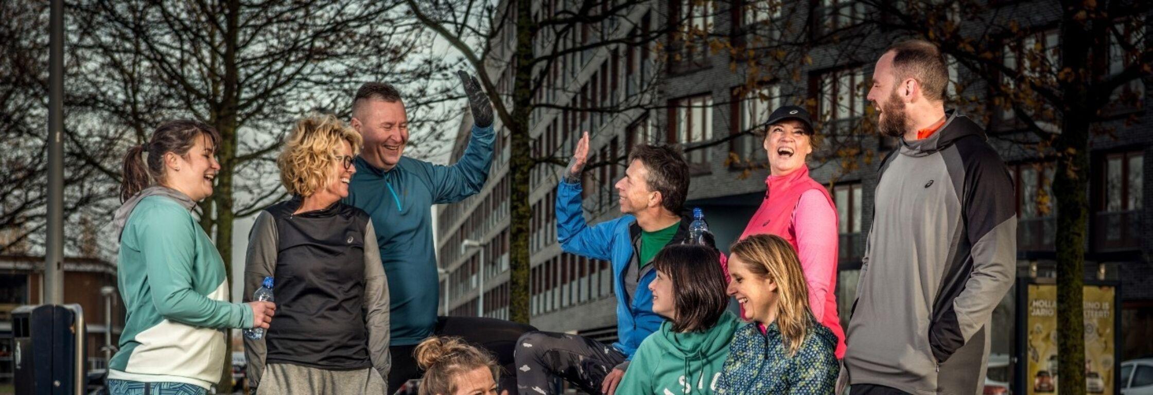 Ivonne den Hartog: 'Ik voel mij gezonder én heb er leuke loopmaatjes aan overgehouden'