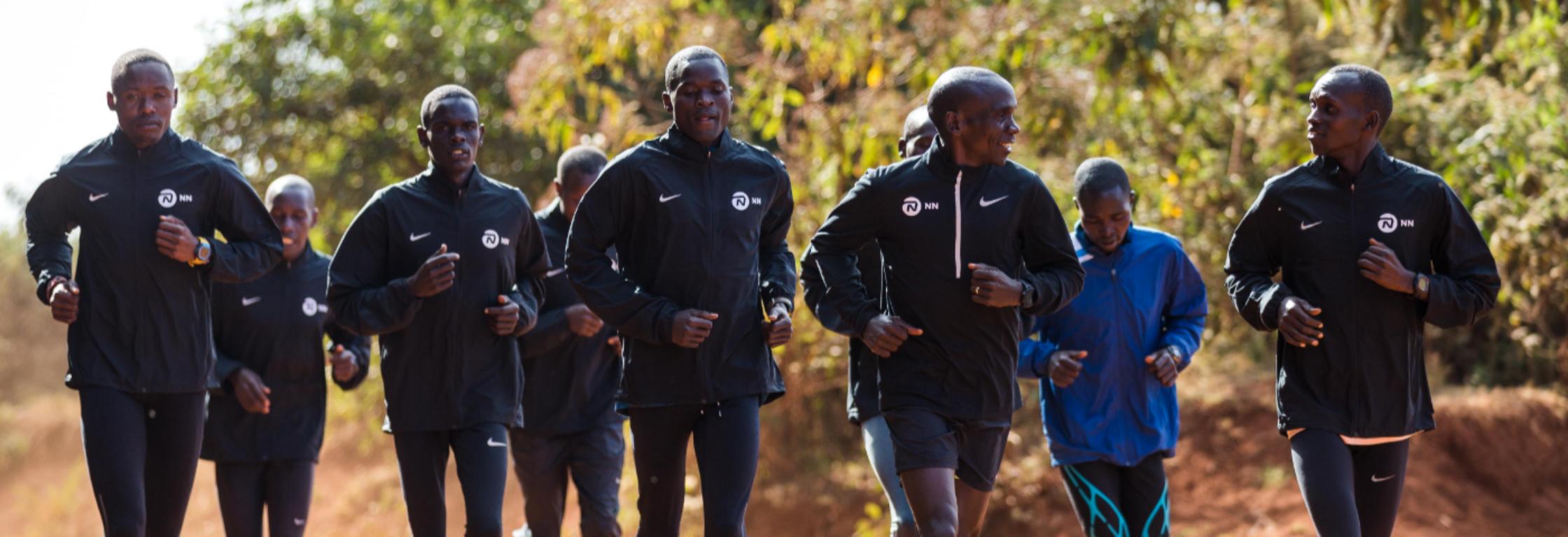 Loop samen met het NN Running Team een virtuele marathon