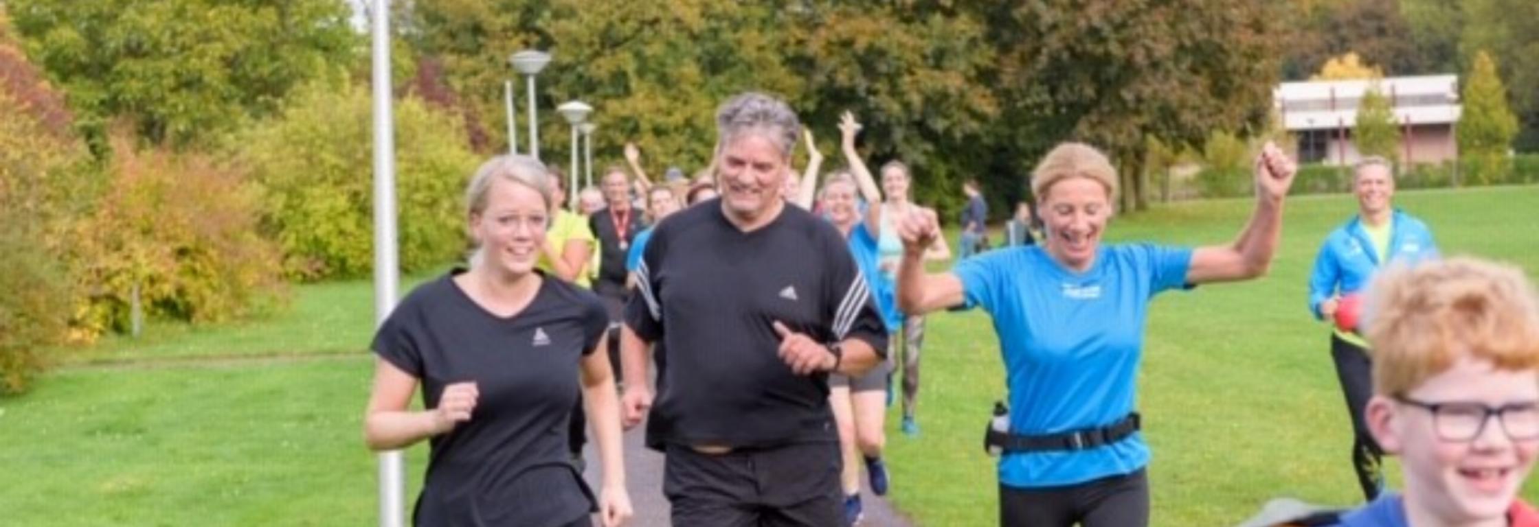 Gijs de Loos: Iedereen kan blijven hardlopen!