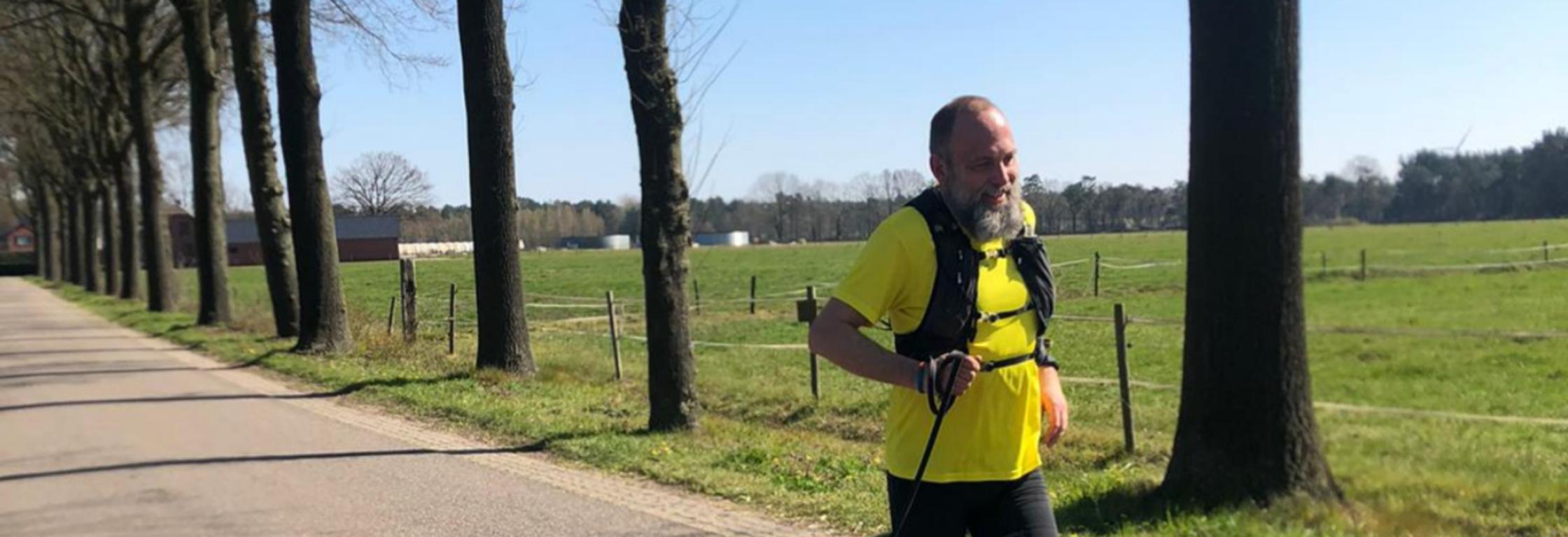 Daniël Elst organiseert zijn eigen marathons