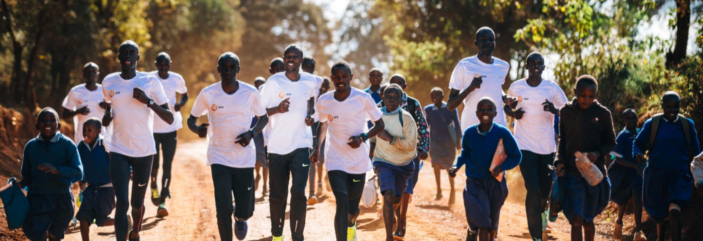 Van Abdi, voor alle hardlopers in Nederland: het belang van een team